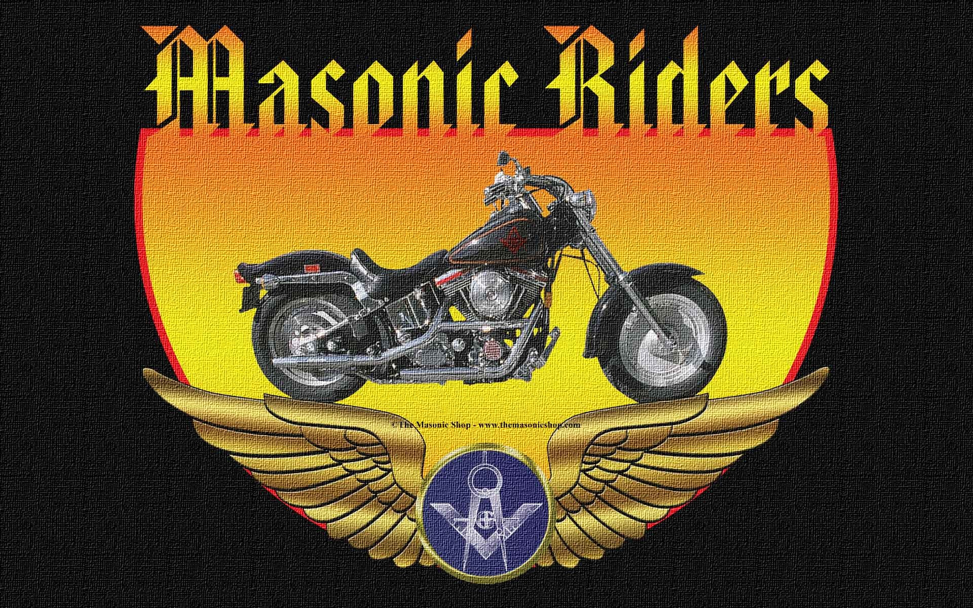 1920x1200  · Masonic Motorcycle Riders