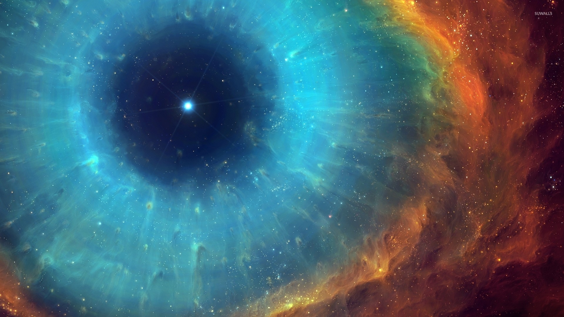 eye of god nebula wallpaper (59+ images)