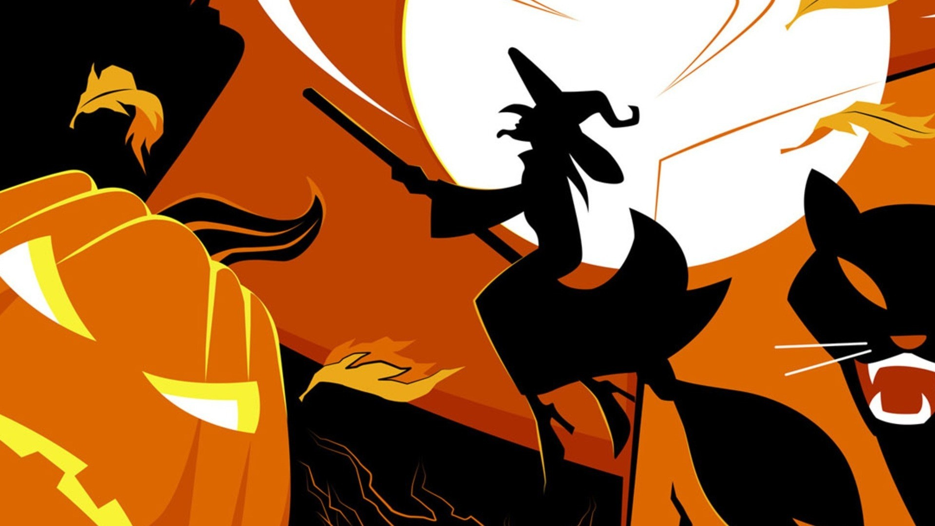 Halloween Witch Wallpapers 58 Images