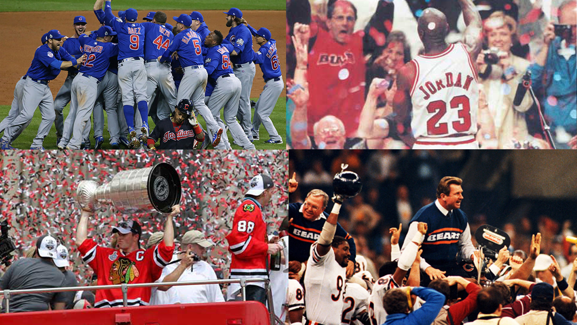 1920x1080 Timeline: 110 years of Chicago sports championships, 1906-2016 - Chicago  Tribune