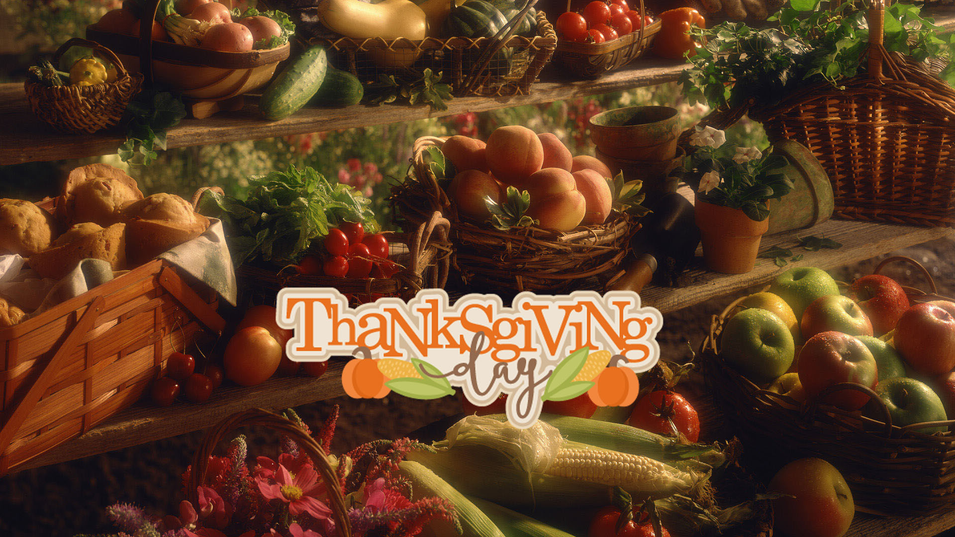 1920x1080 happy thanksgiving day wishes cool best background hd wallpaper