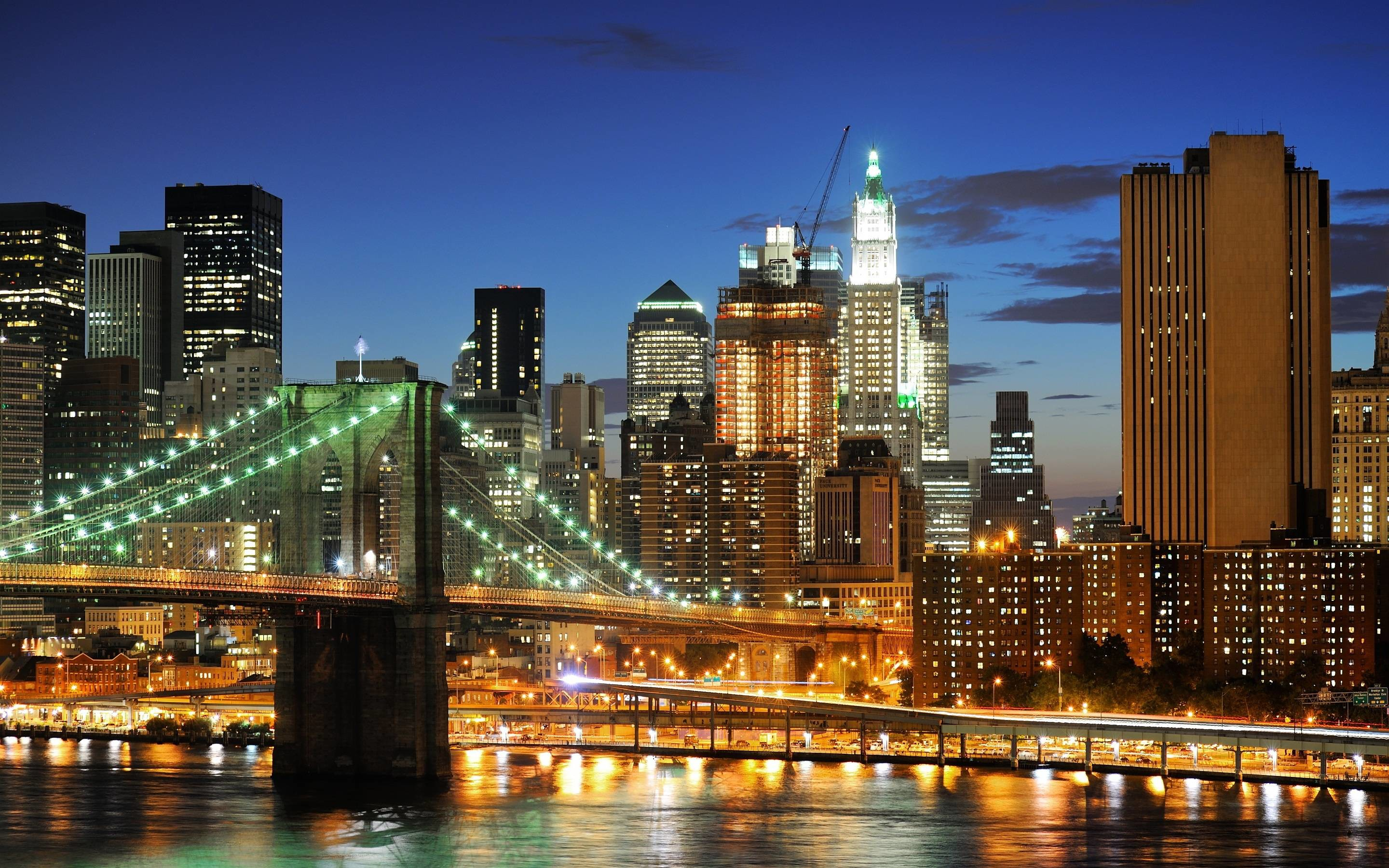 2880x1800 Skyscrapers United States Ny City Wallpaper With 1366X768 .