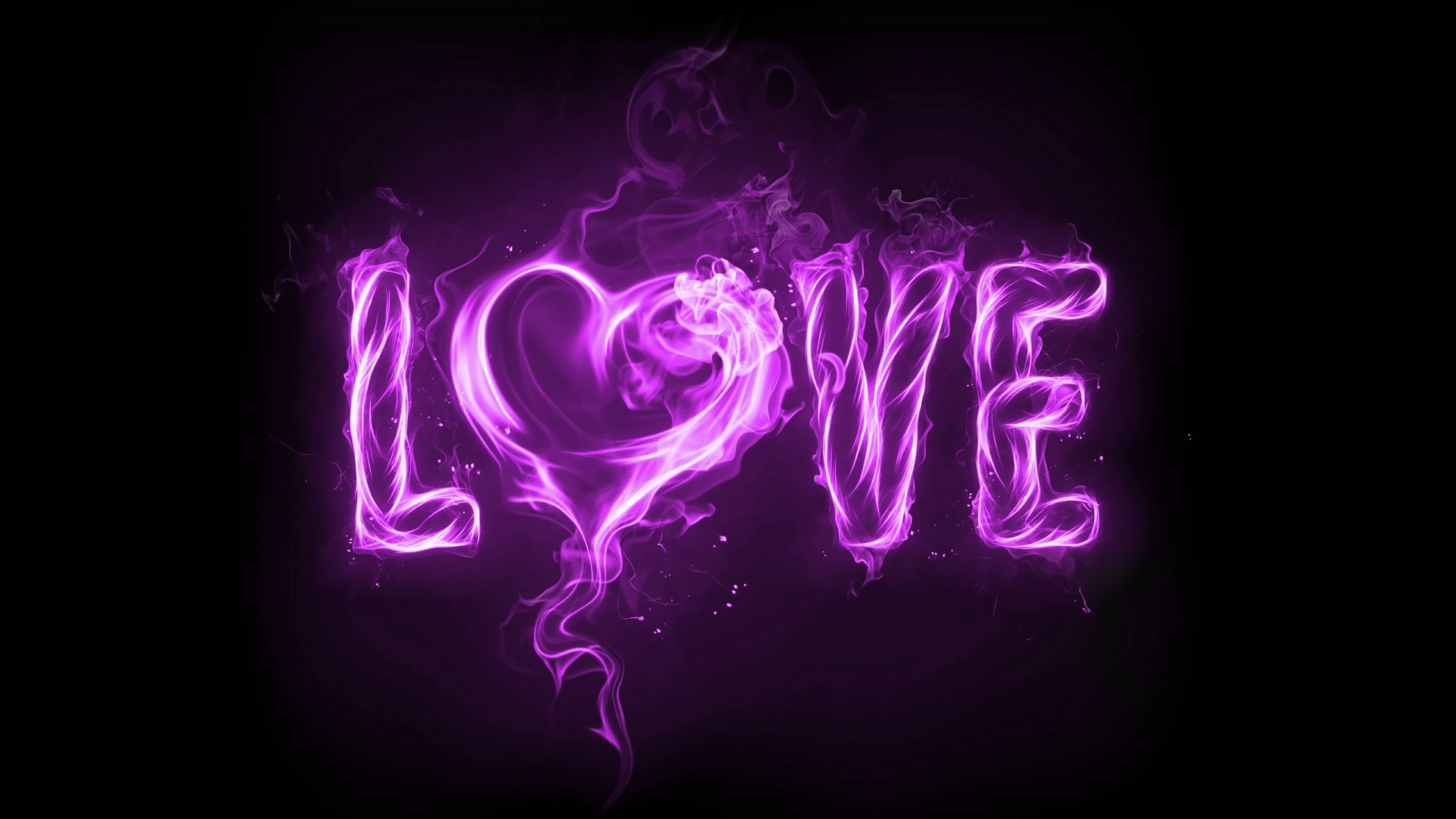 Purple Love Wallpaper 51 Images