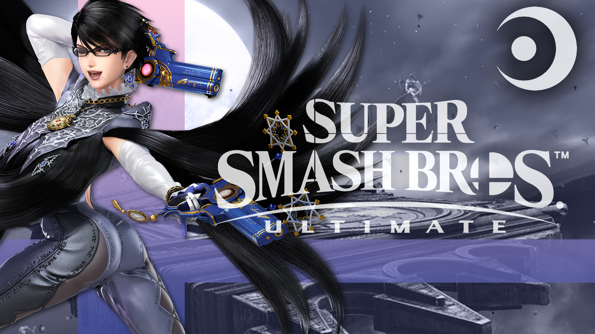 1920x1080 Bayonetta 2 · Super Smash Bros. Ultimate · Wallpapers ID:941848