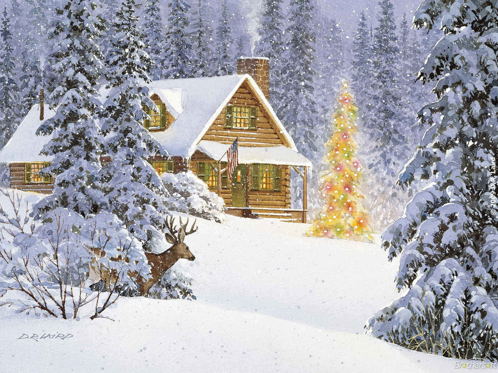 1920x1440 Download Cabin in the Woods Cabin in the Woods Download