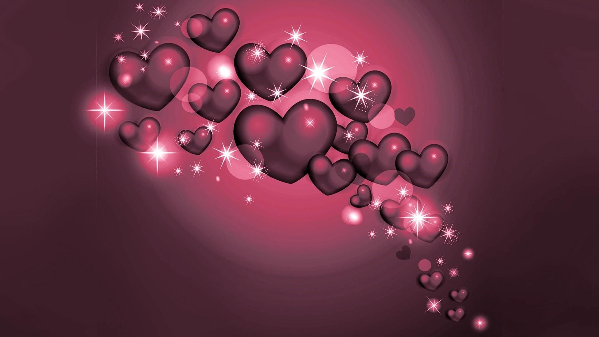 3d Heart Wallpaper Screensavers 54 Images