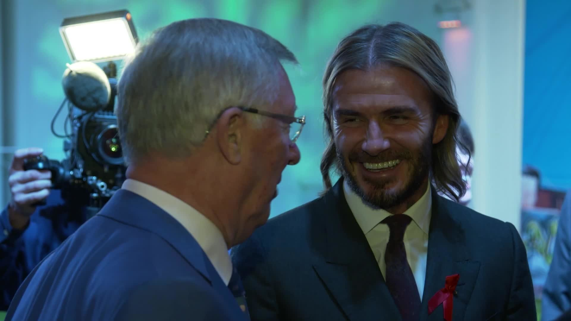 1920x1080 David Beckham reveals what he thought of Sir Alex Ferguson following  infamous boot incident - Mirror Online