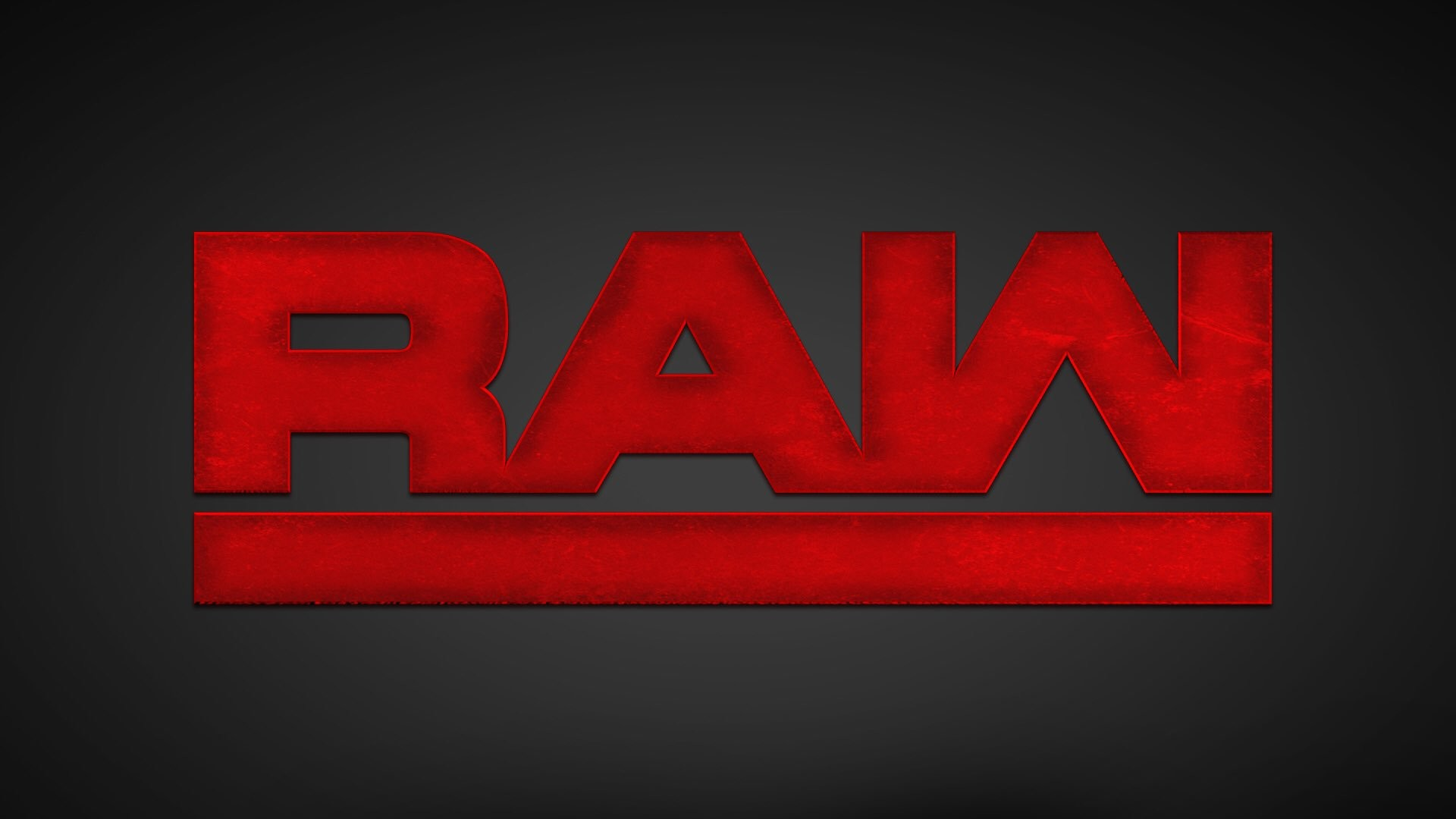 1920x1080 Monday Night Raw Logo 2016