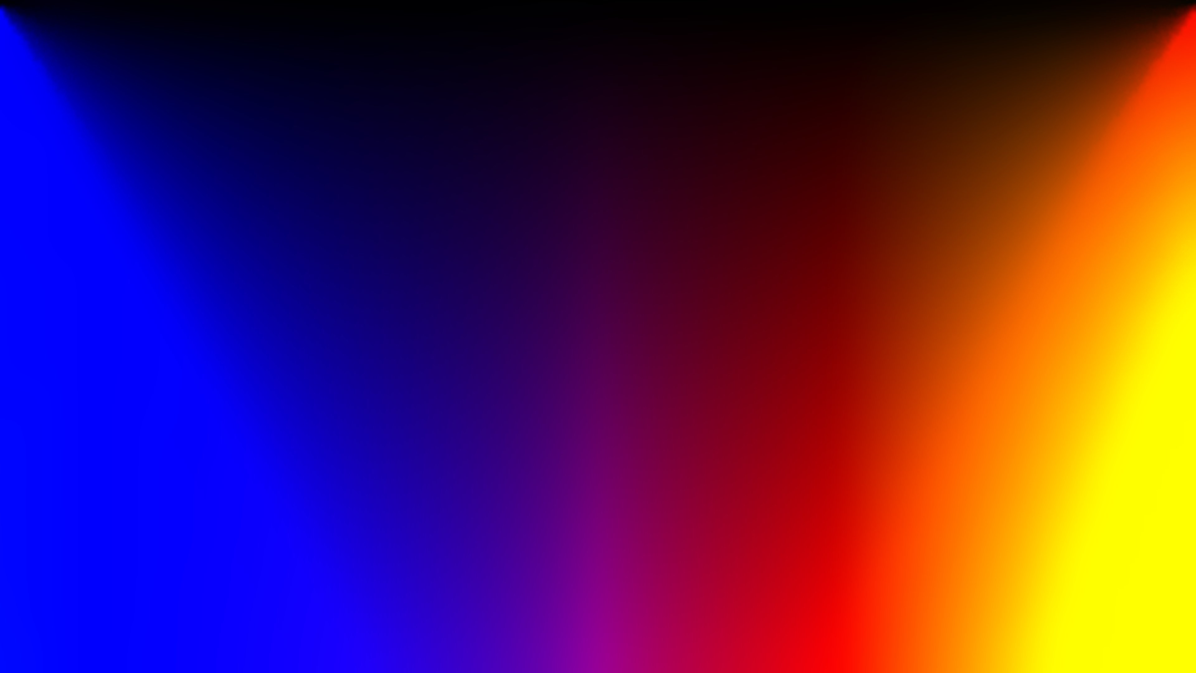 3840x2160 colors colorful abstract blue purple red orange yellow wallpaper