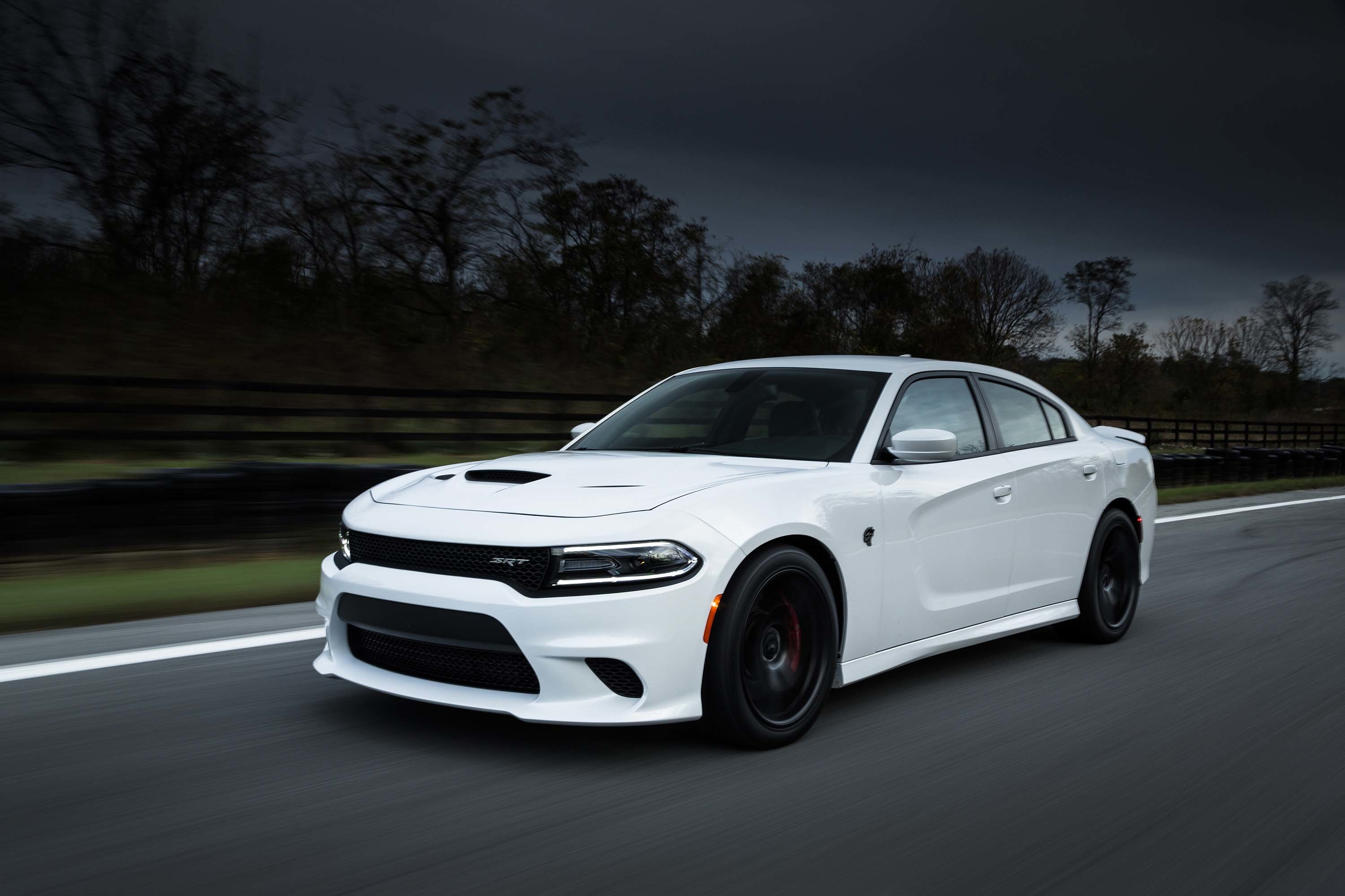 3000x2000 How Much Will The 2015 Dodge Charger Srt Hellcat Cost