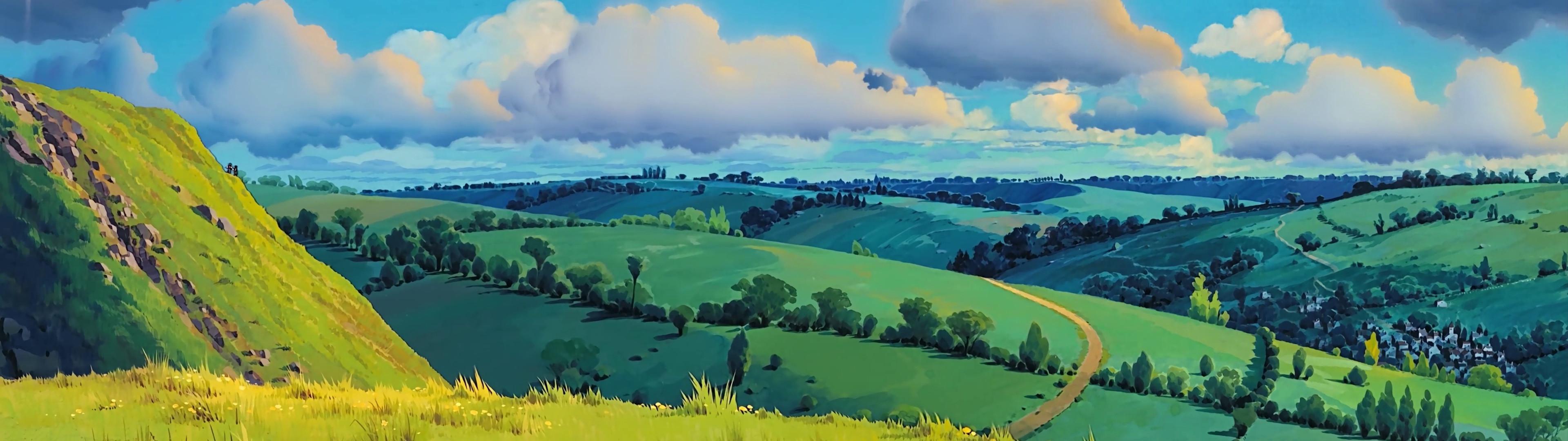 Studio Ghibli Wallpapers (71+ images)
