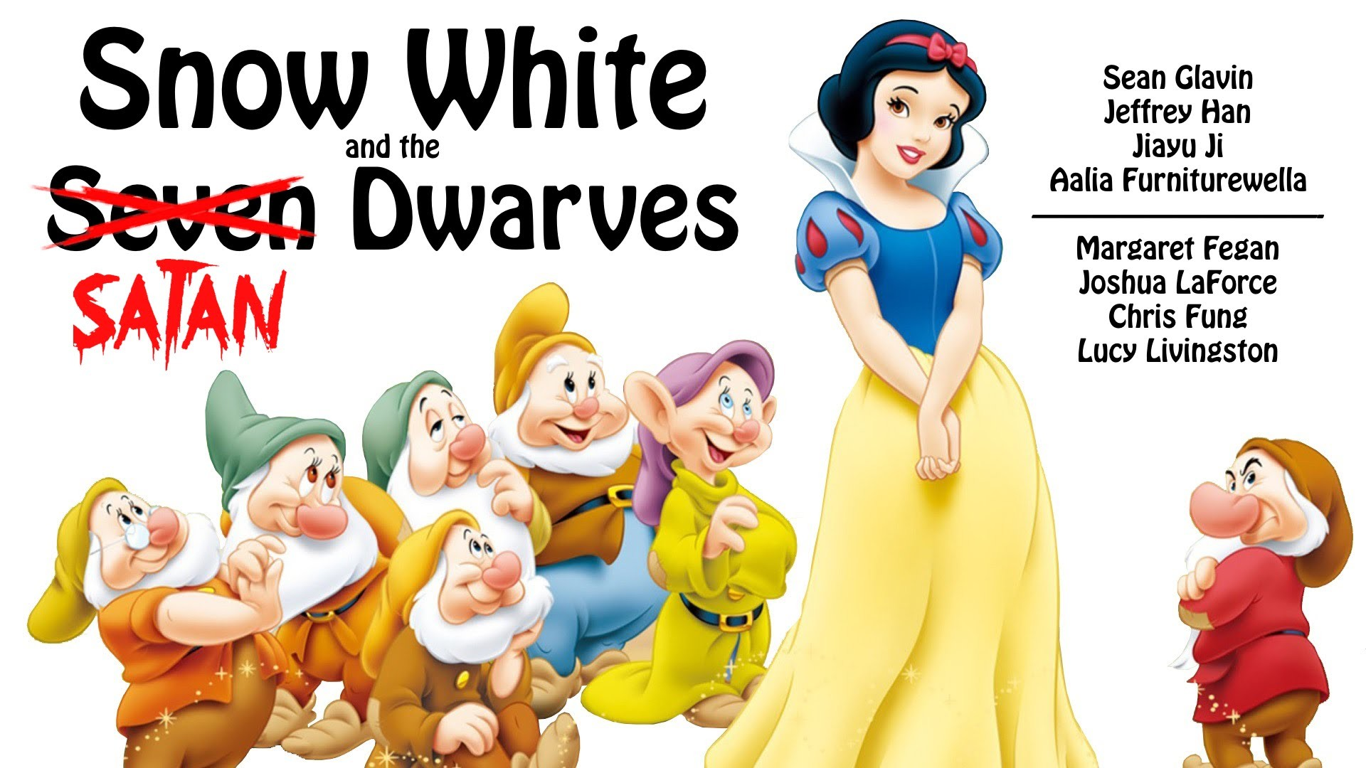 Snow white and the 7 dwarves free  naked pictures