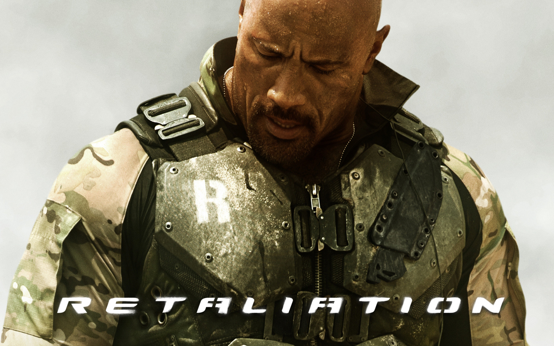 1920x1200 The Rock in GI Joe 2 Retaliation