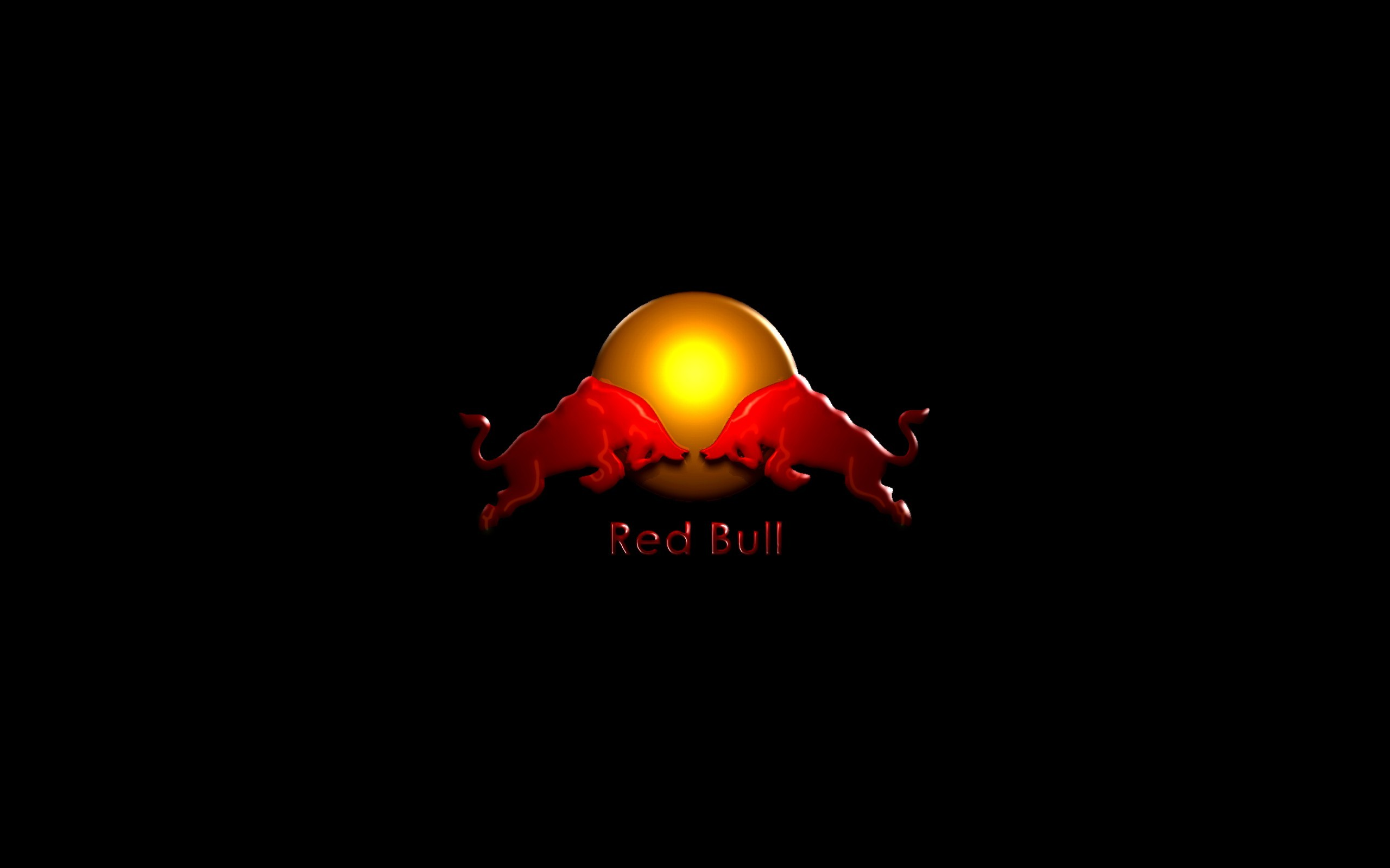 2560x1600 Red Bull Logo Backgrounds HD.