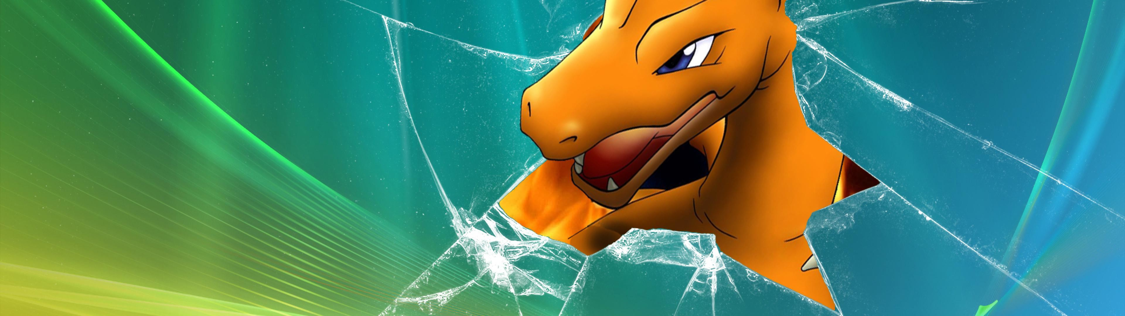 3840x1080 pokemon_vista_broken_screen_charizard_desktop_1920x1080_wallpaper ...  pokemon_vista_broken_screen_charizard_desktop_1920x1080_wallpaper .