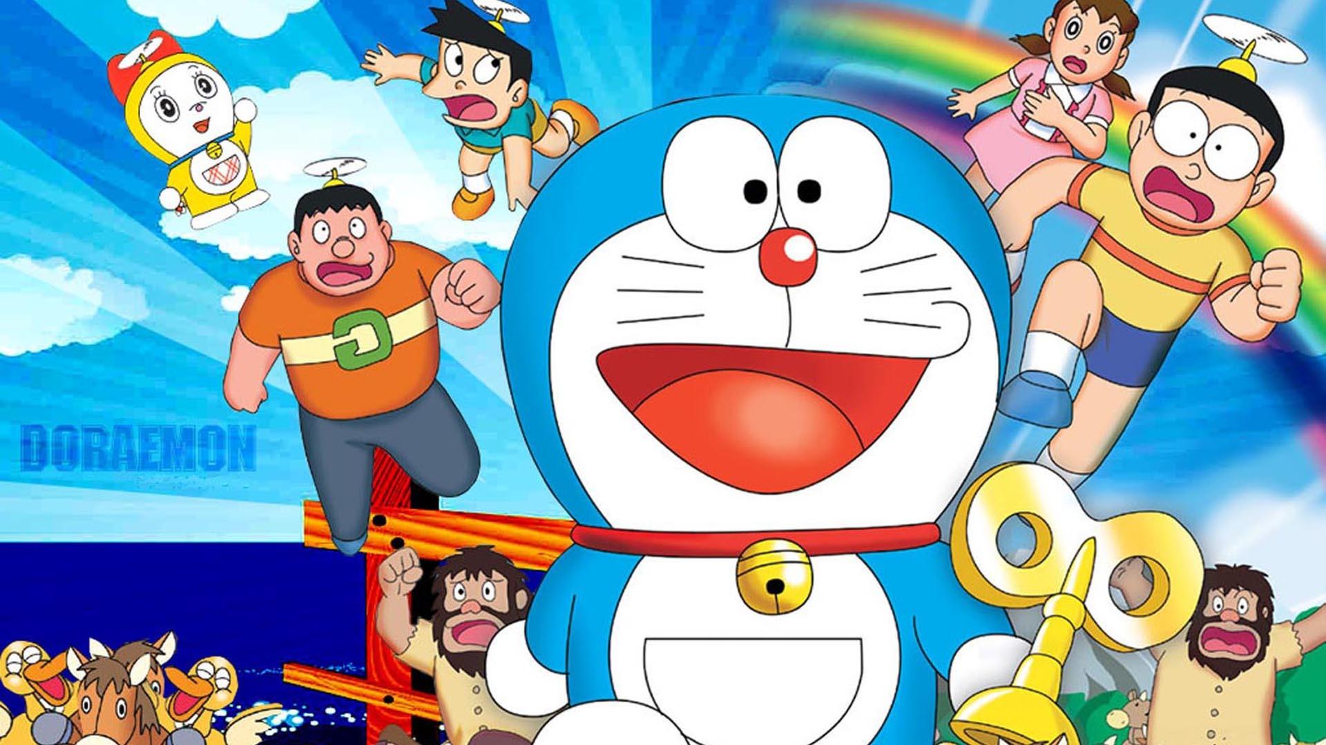 Download Wallpaper Doraemon