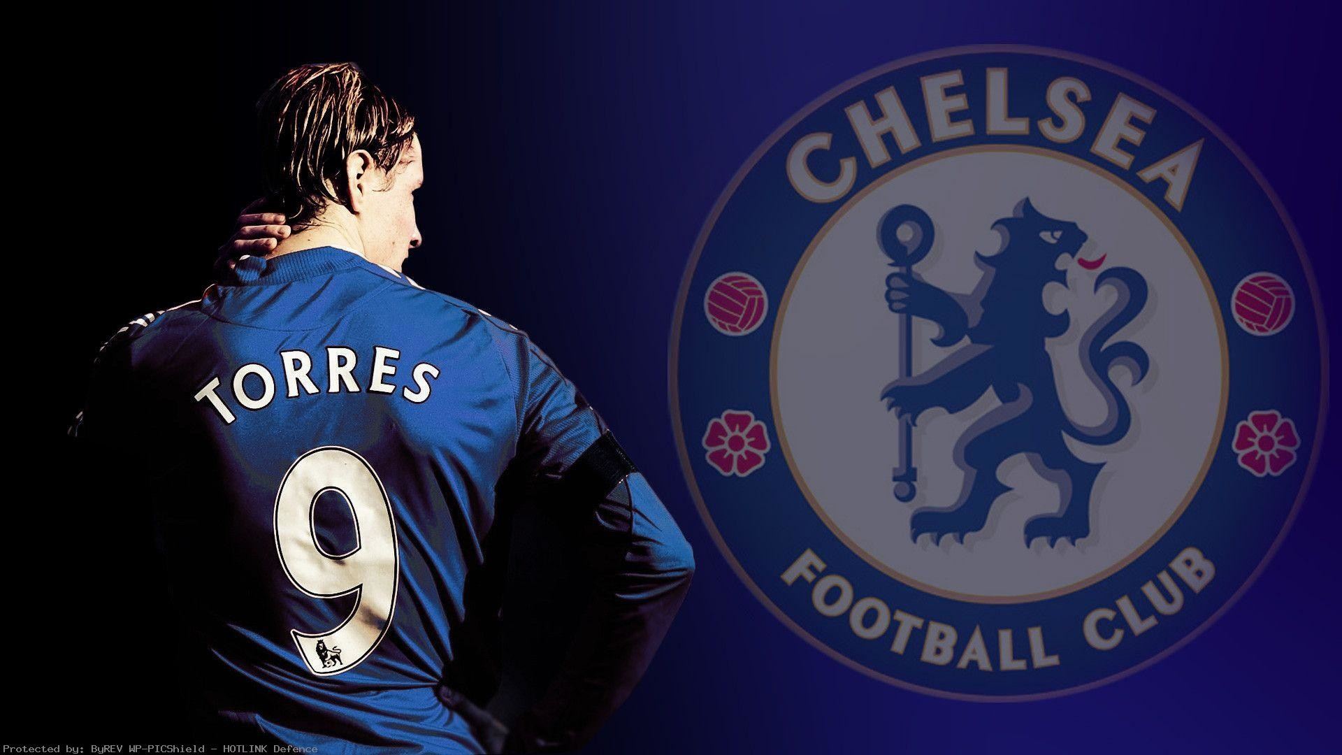 1920x1080 Torres Chelsea HD Sports Wallpapers