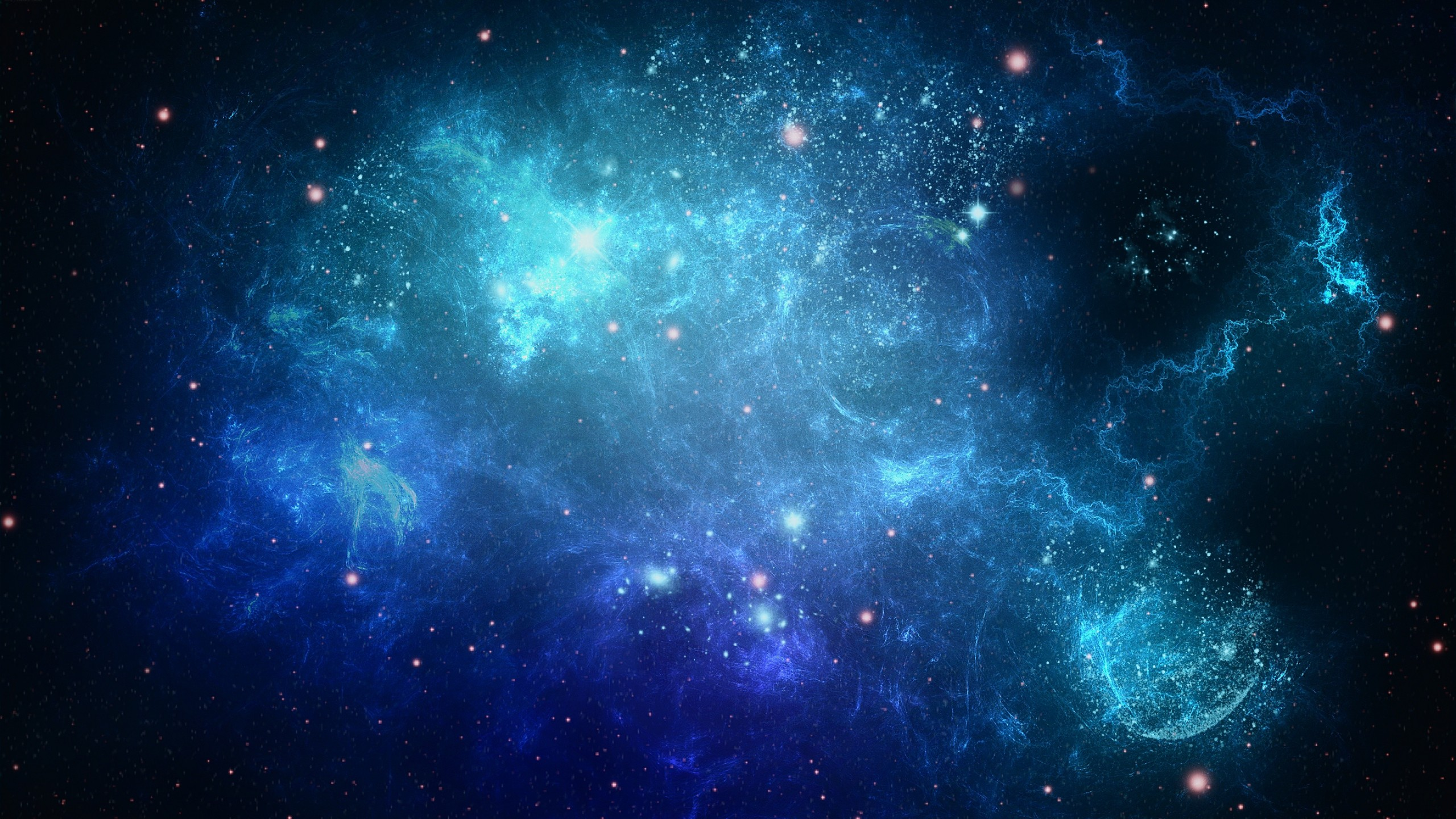 2560x1440 Space Wallpaper (81+ Images