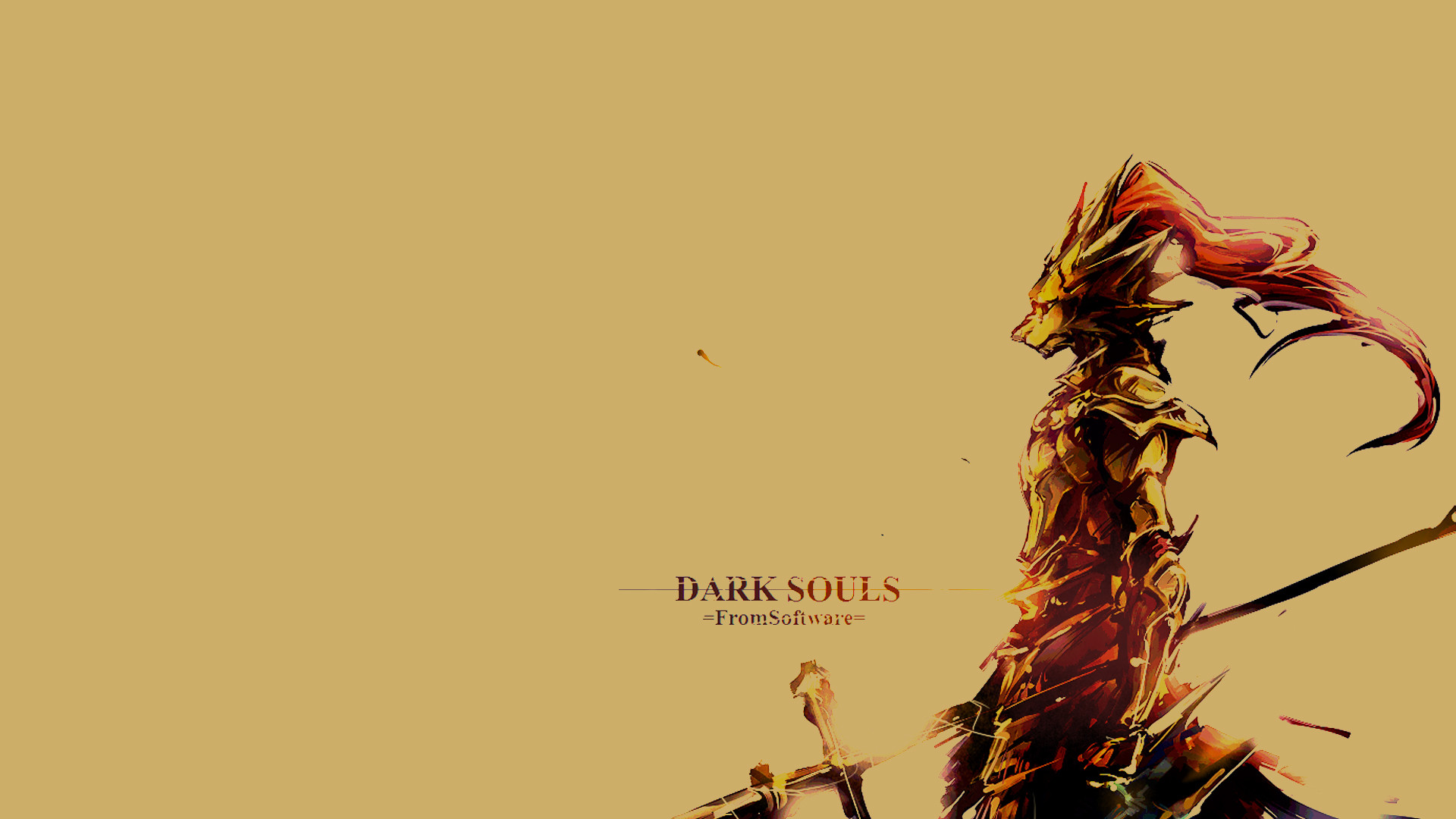 1920x1080 Dark Souls Ornstein wallpaper for android