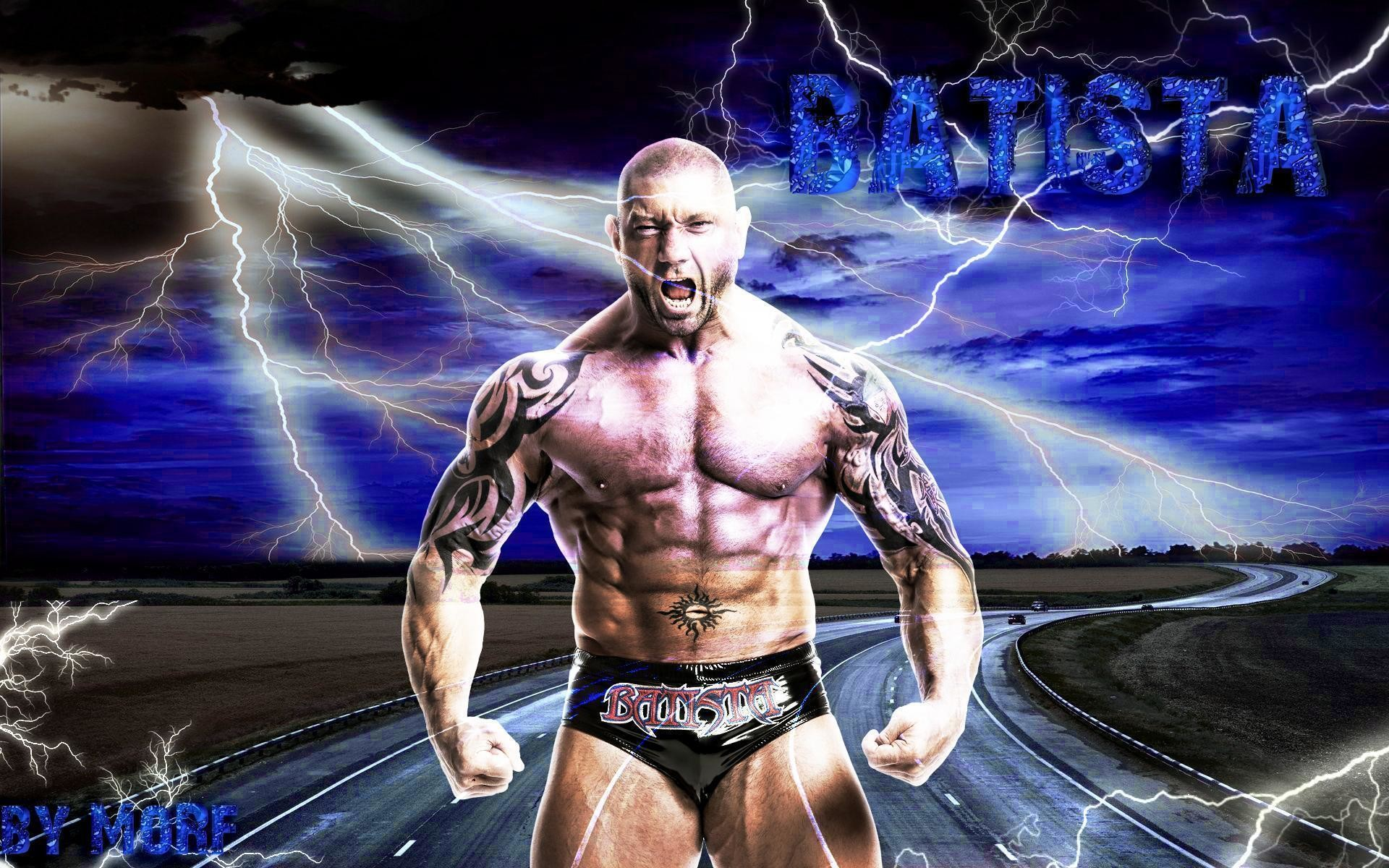 wwe wallpaper batista (67+ images)