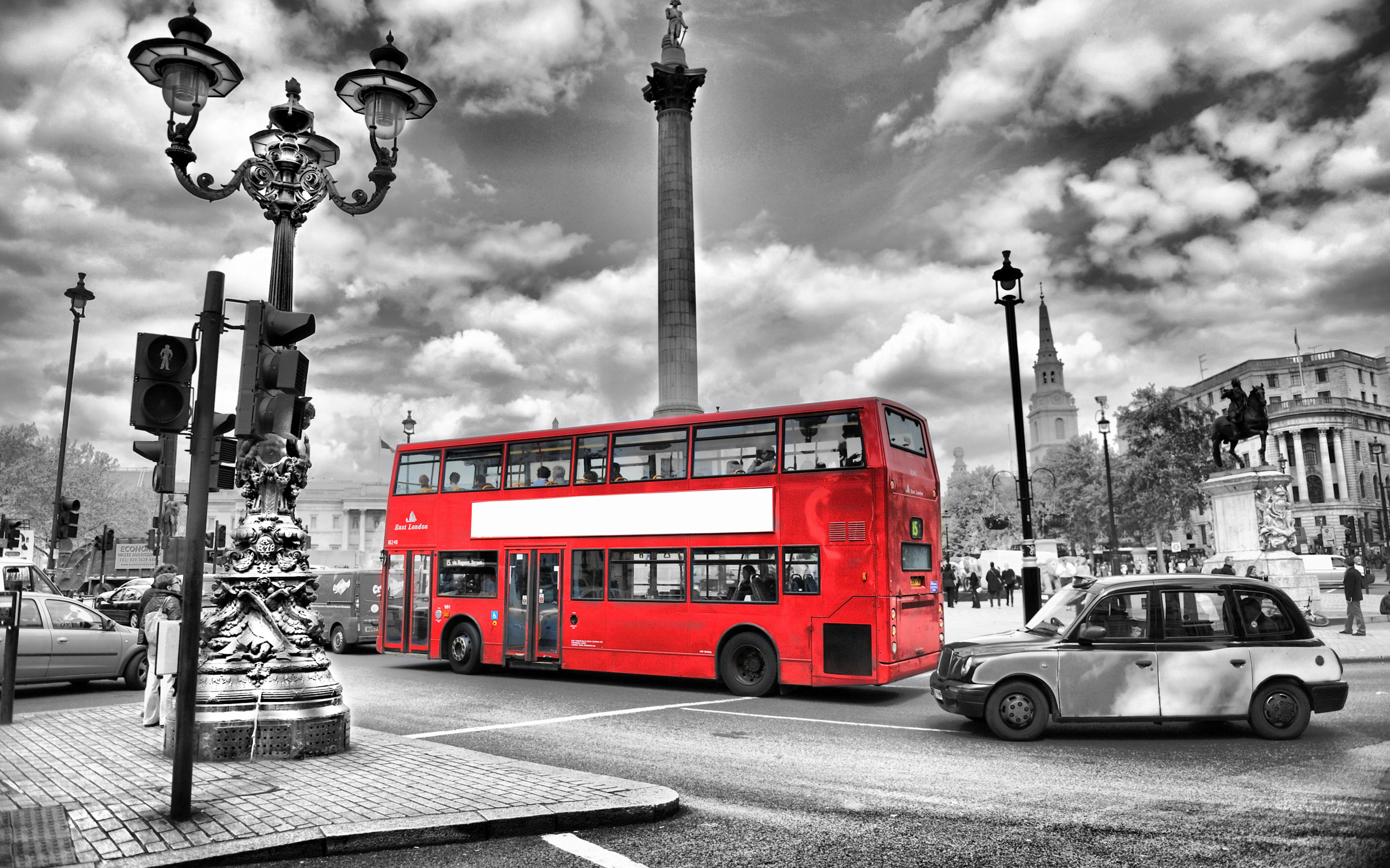 2560x1600 Black And White London Wallpapers Group (57+)
