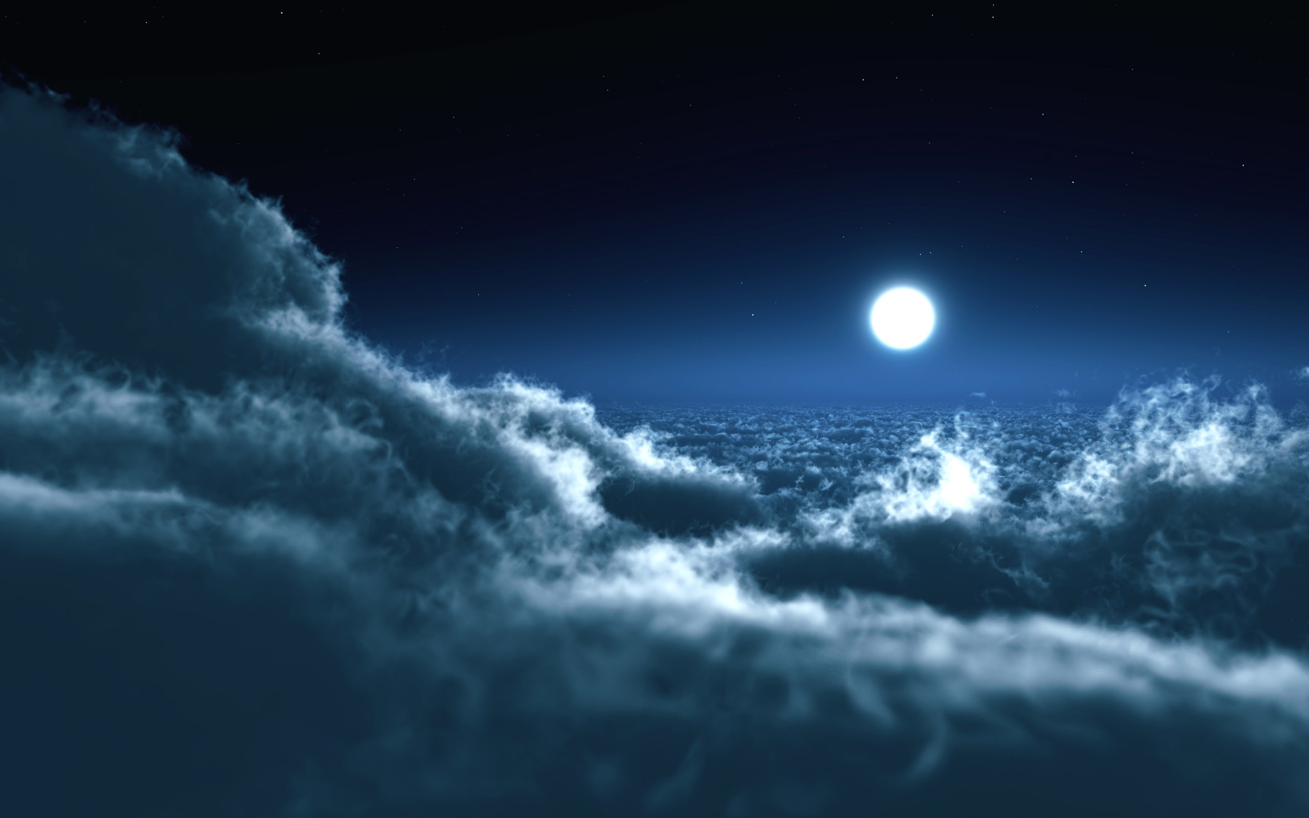 2560x1600 night cloud wallpaper hd desktop wallpapers 4k high definition windows 10  mac apple colourful images backgrounds