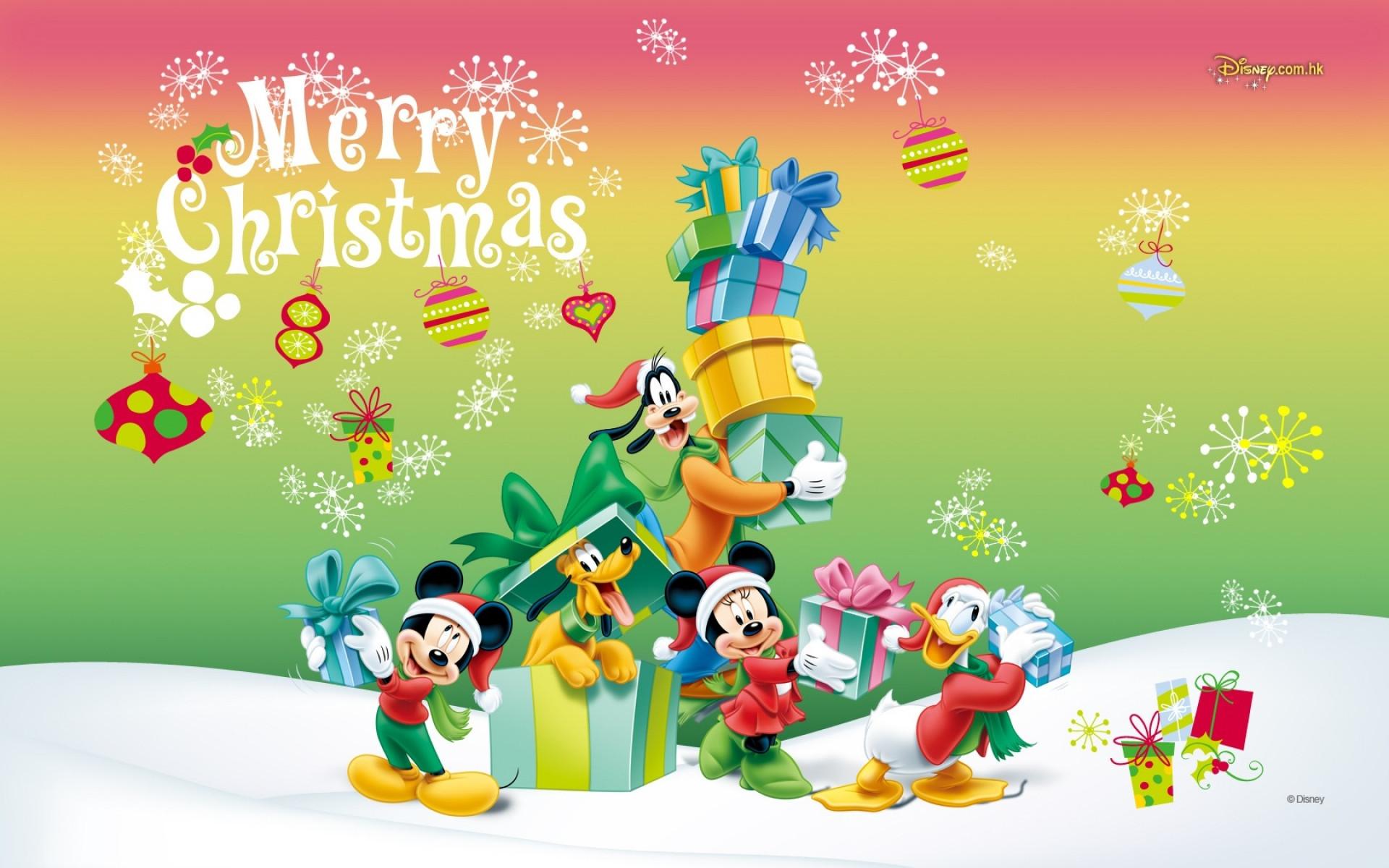 1920x1080 Animated Christmas Desktop Widescreen HD Wallpaper