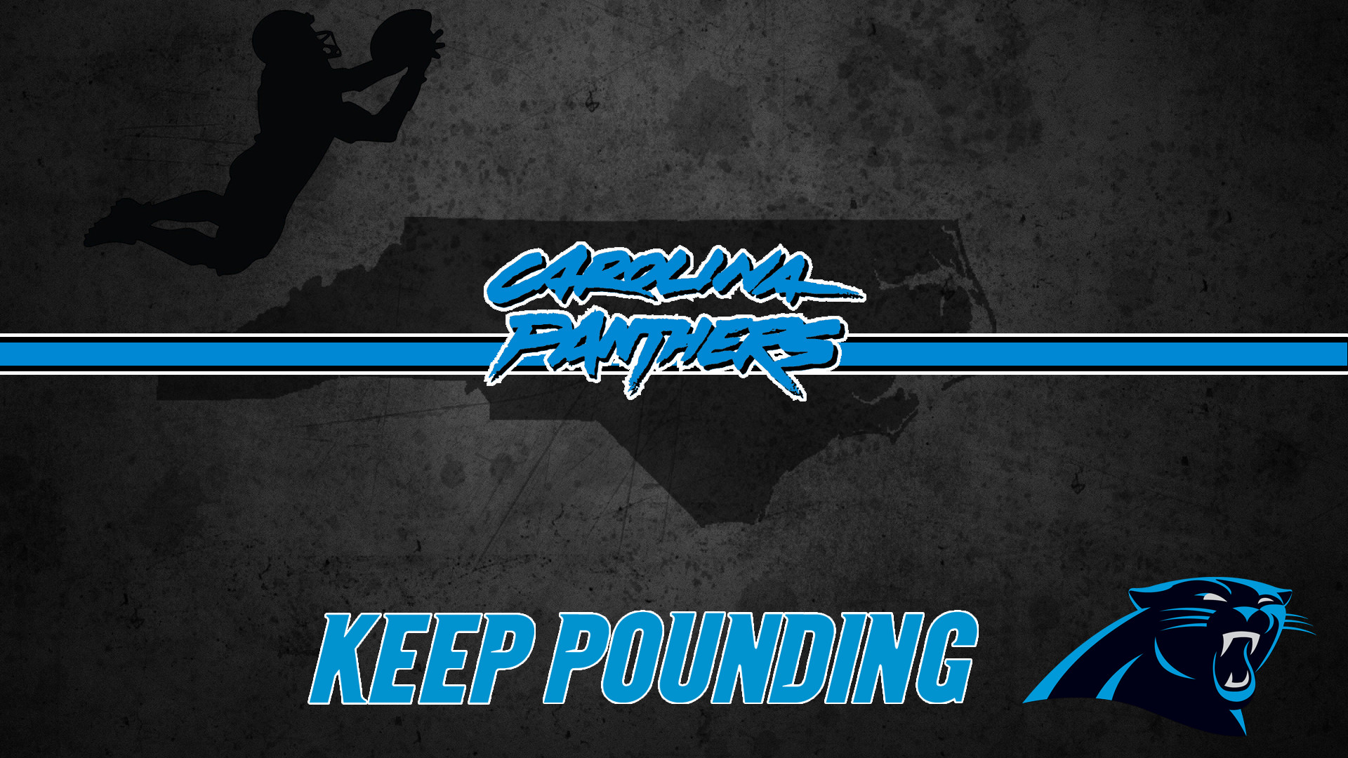 1920x1080 carolina panthers free computer wallpaper
