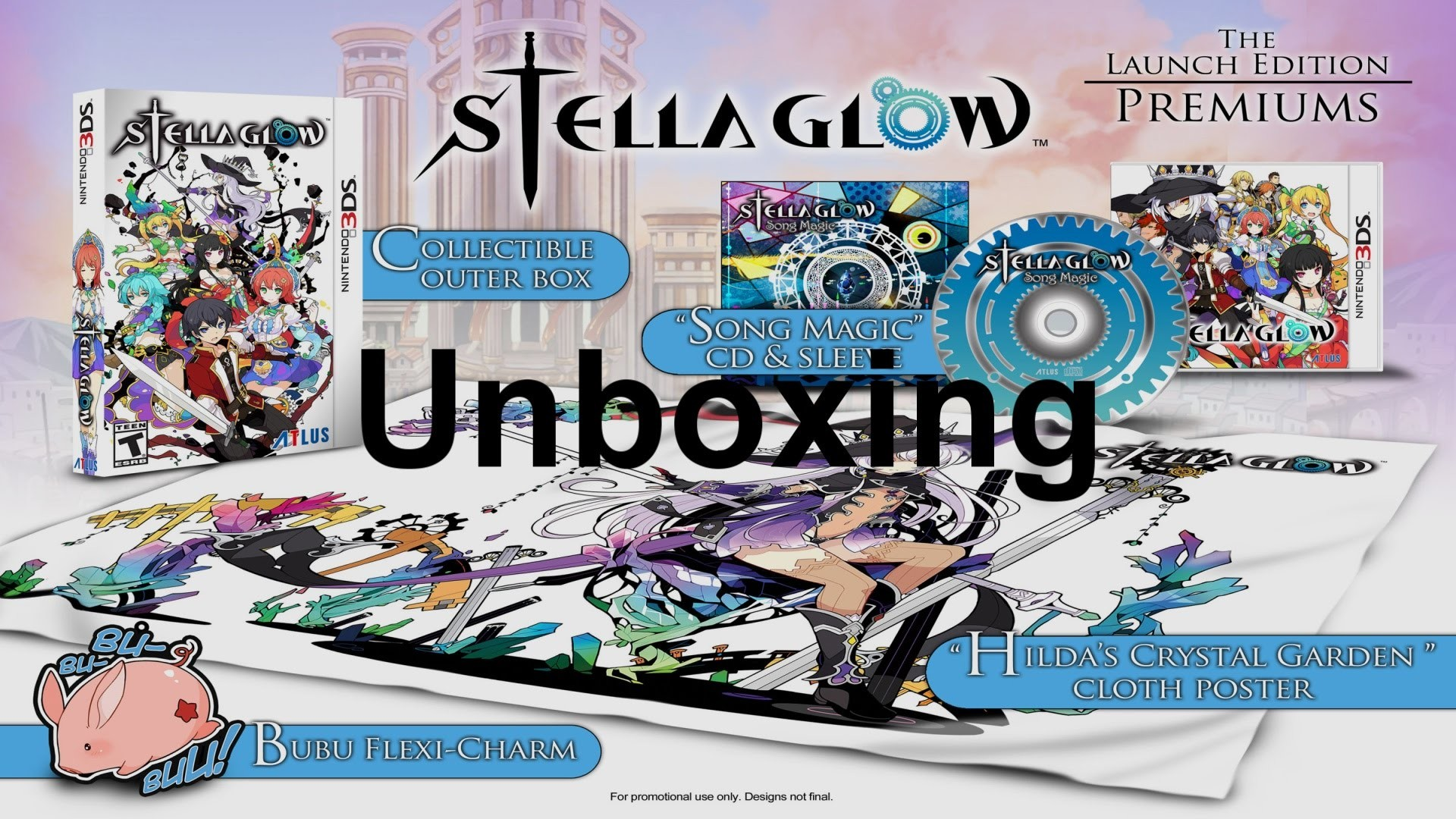 1920x1080 Stella Glow Launch Edition Unboxing