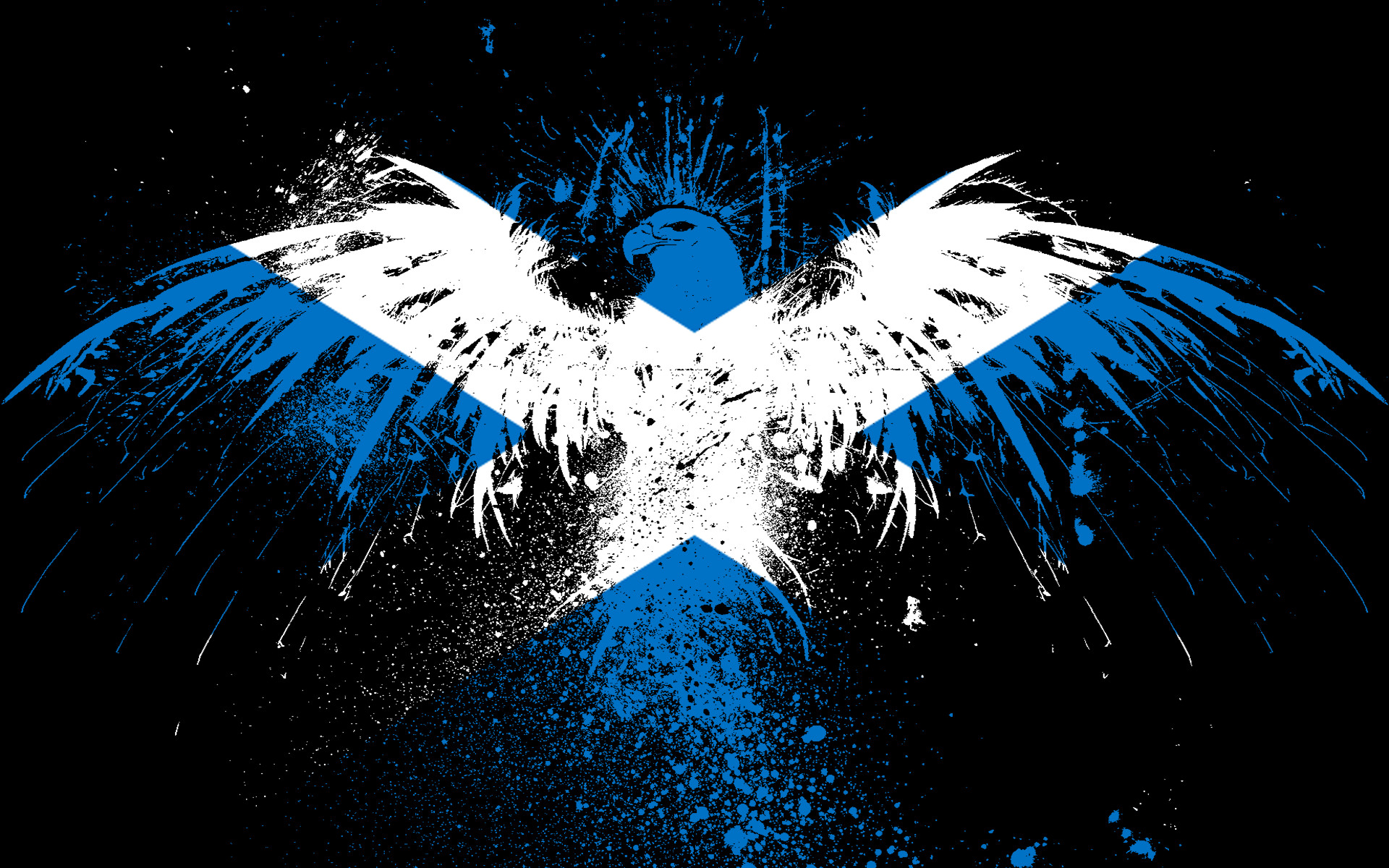 1920x1200 Scottish Flag Wallpaper Related Keywords & Suggestions .