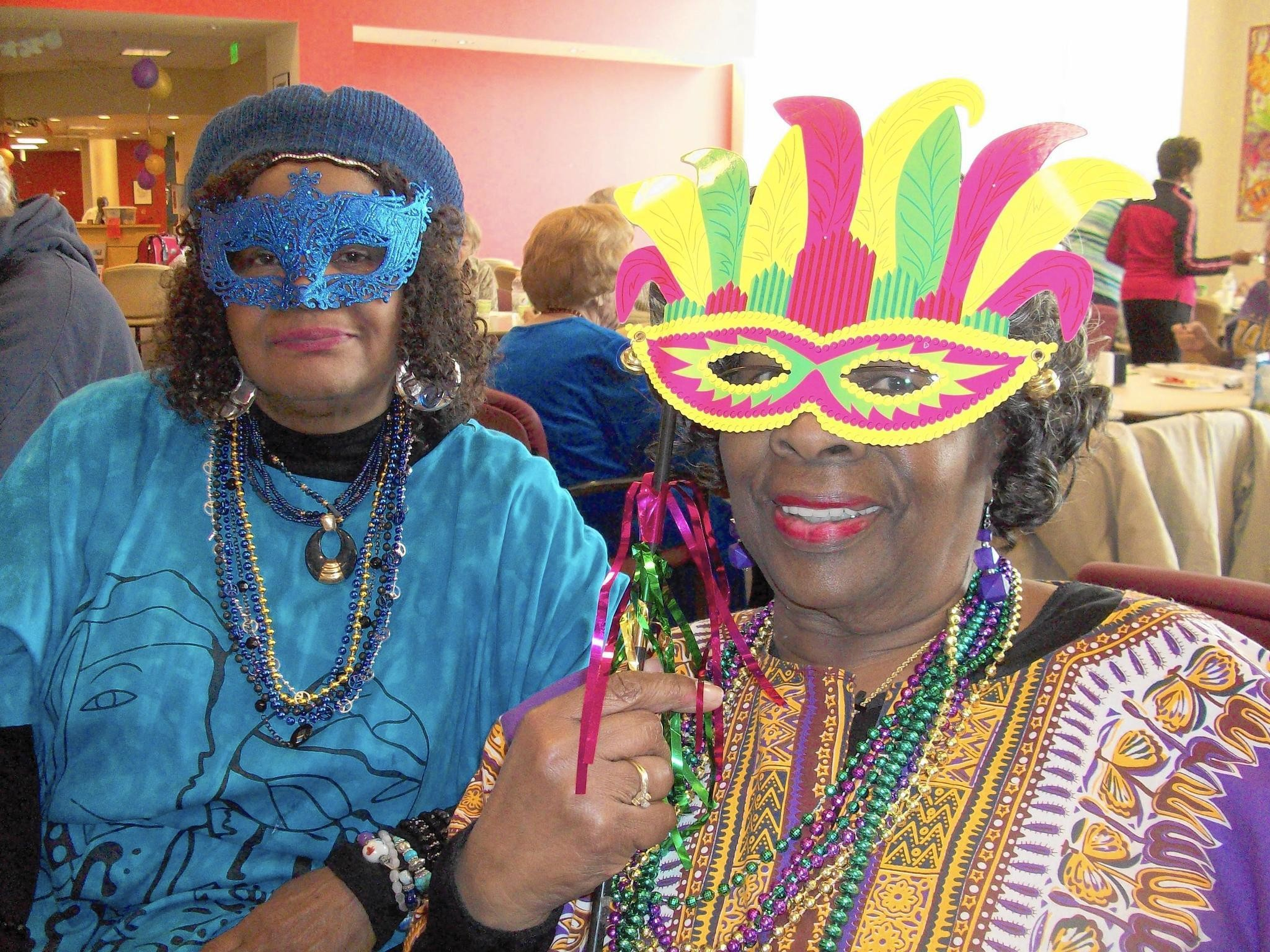 2048x1536 My Time: Mardi Gras fun at Annapolis Senior Activity Center - Capital  Gazette
