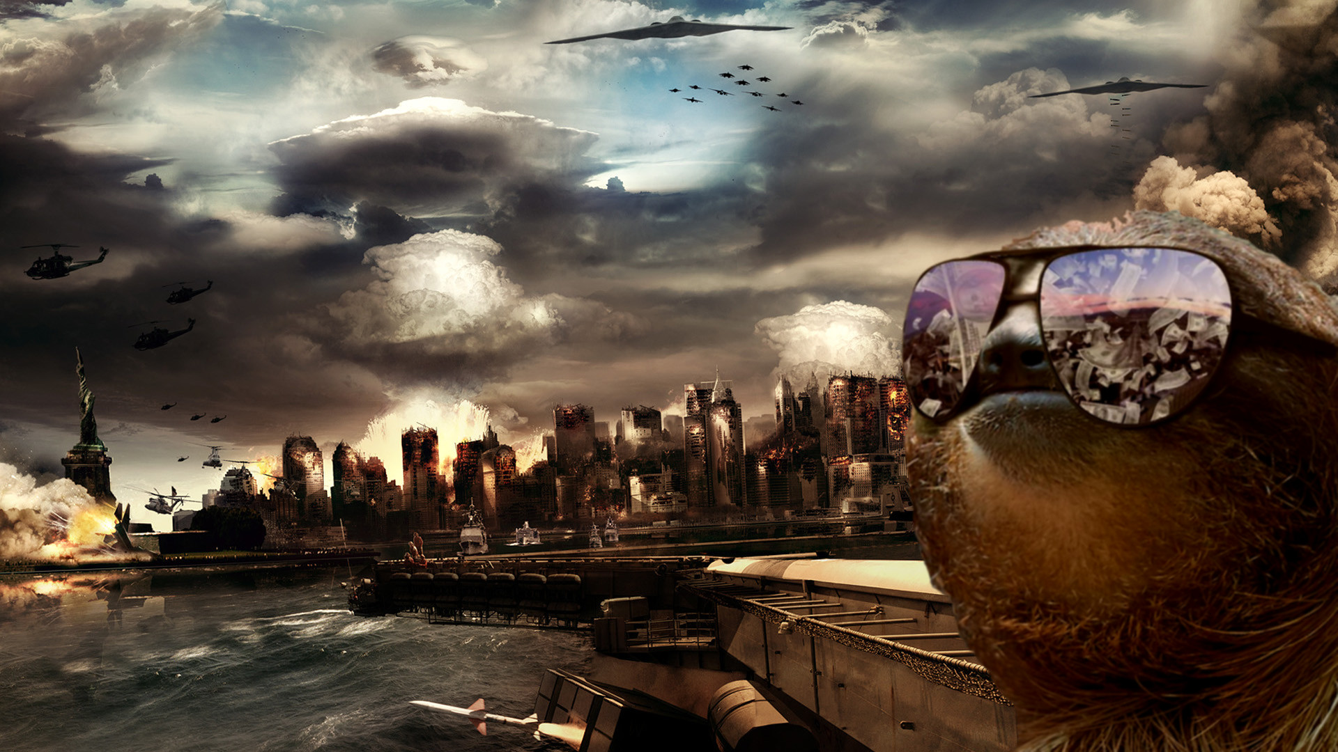 1920x1080 ... backgrounds for sloth fire background www 8backgrounds com ...
