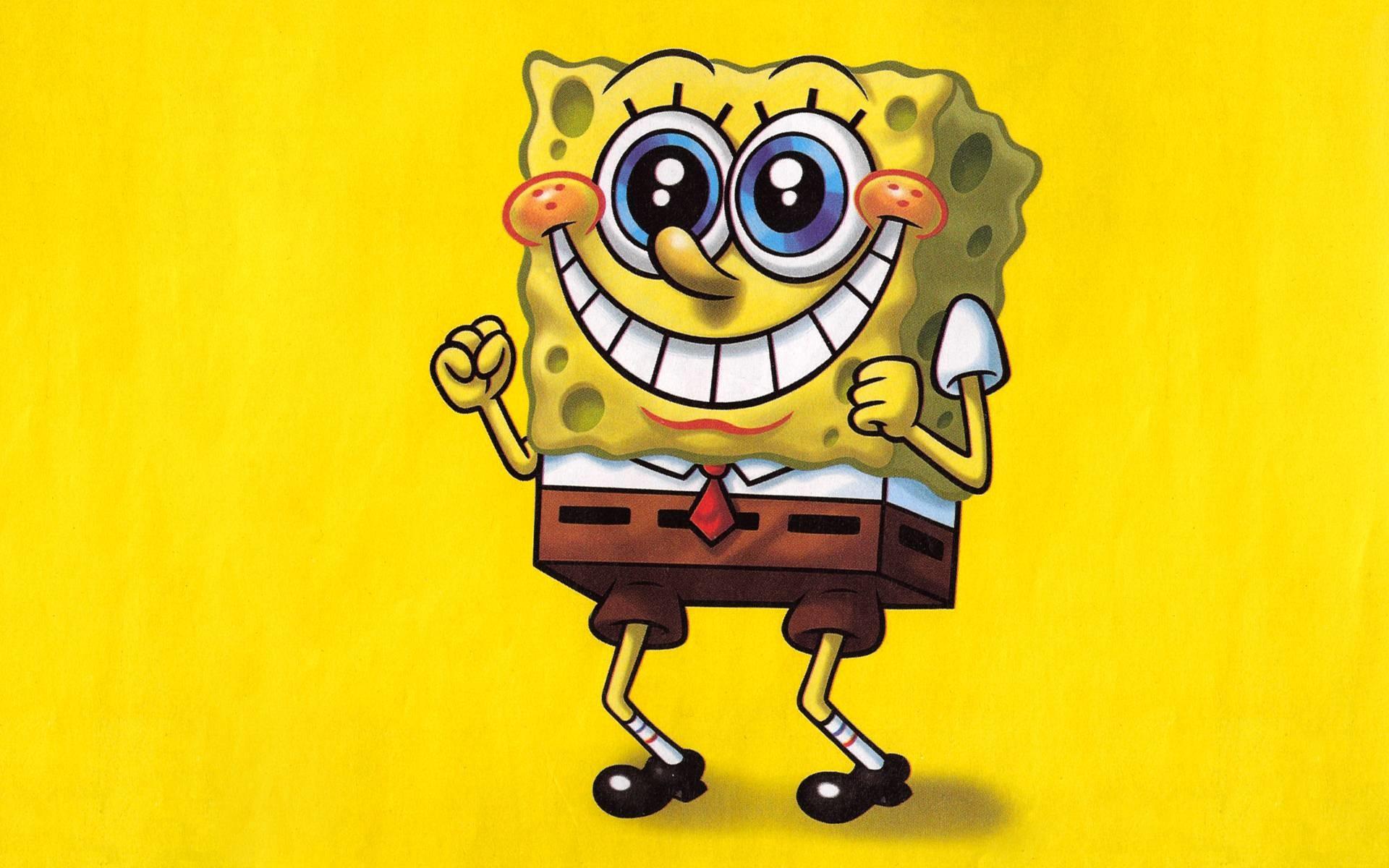 Gambar Wallpaper Kartun Spongebob Kumpulan Wallpaper