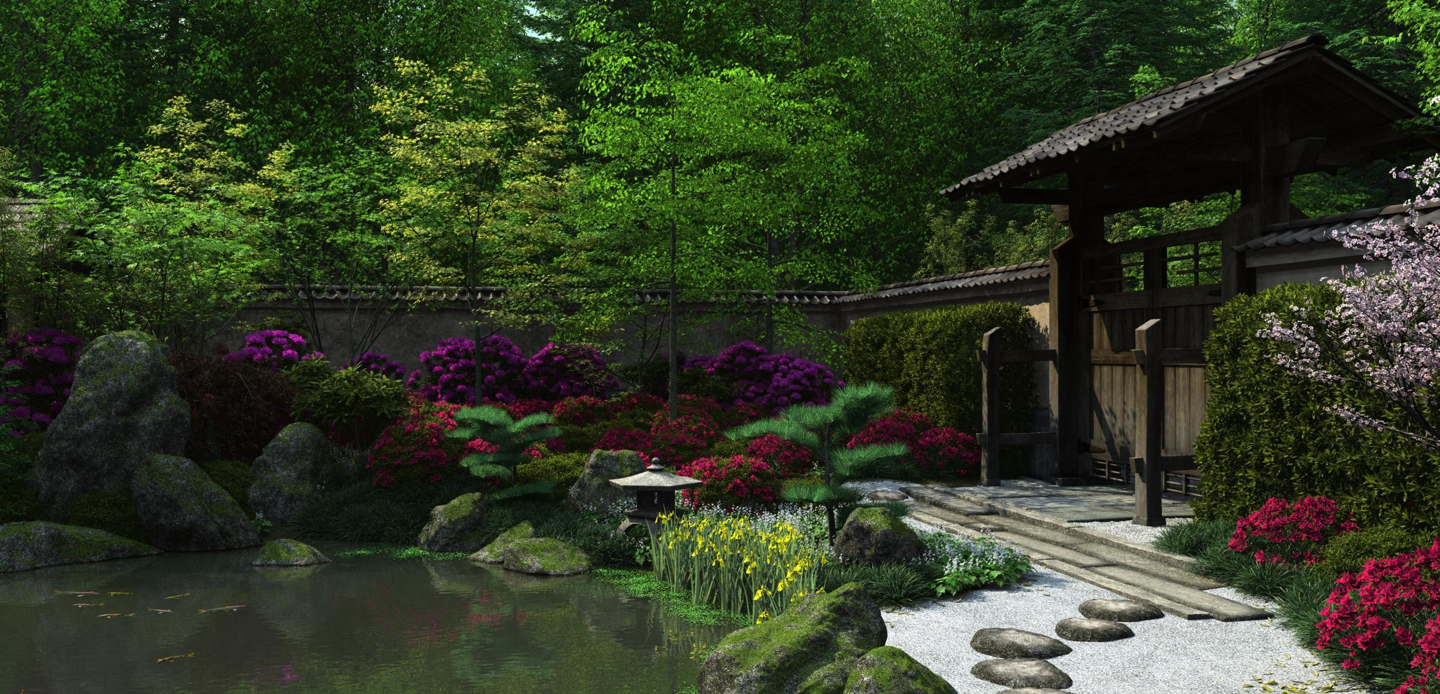 Zen Garden Wallpaper 45 Images