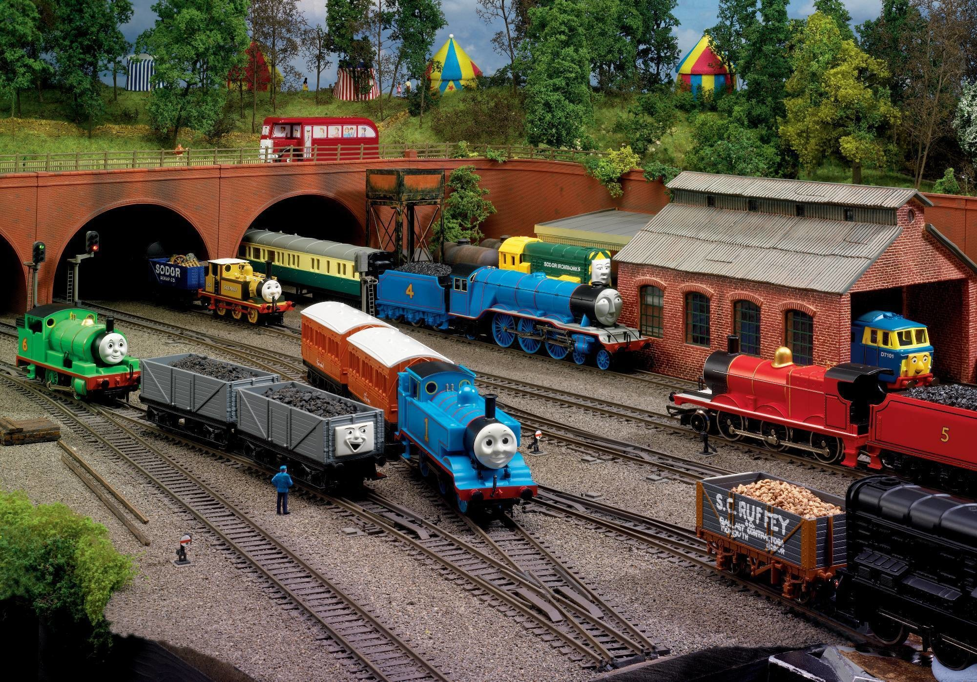 2001x1396 Thomas And Friends images thomas & friends HD wallpaper and .