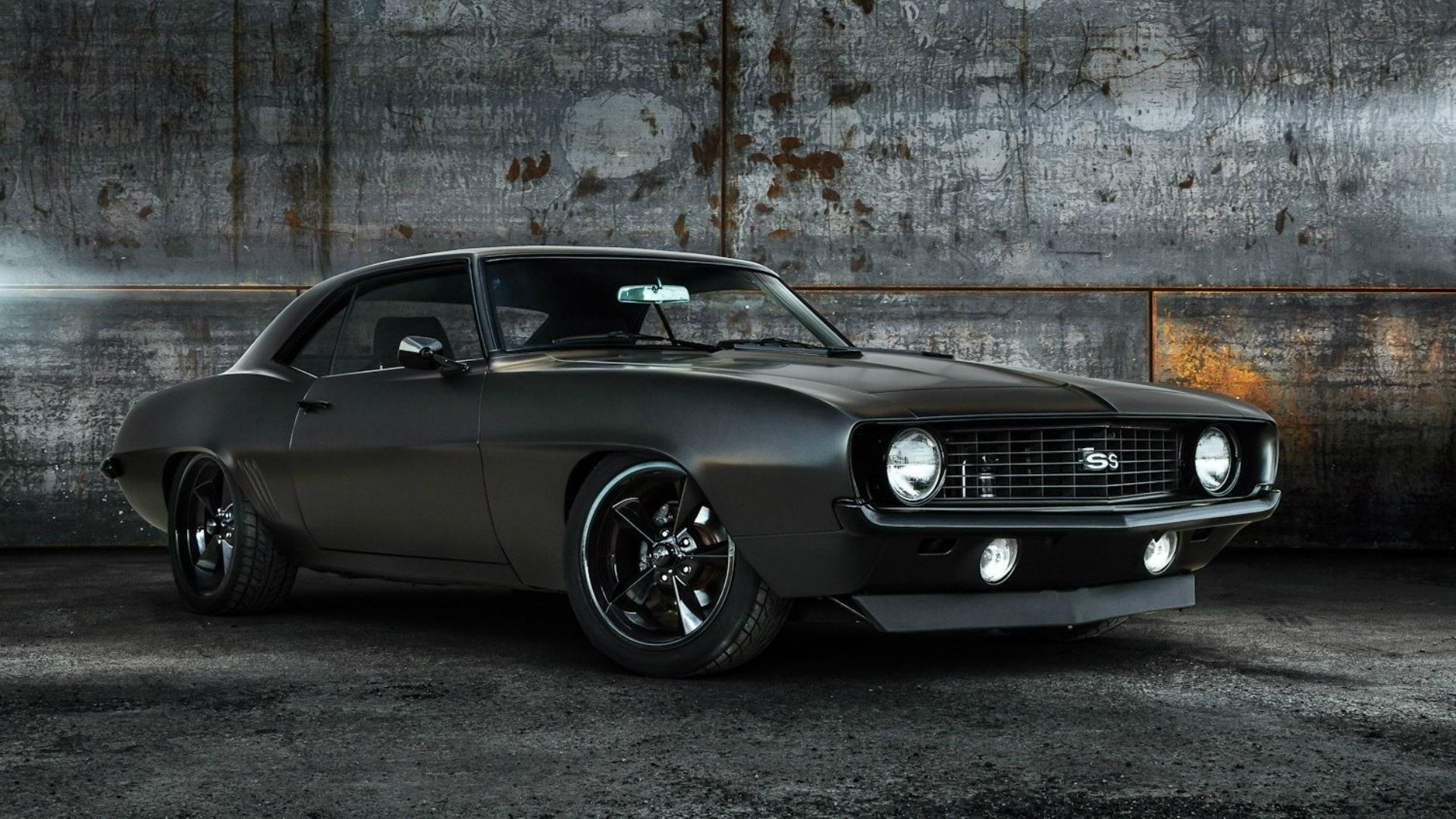 Best Looking Muscle Cars >> 69 Camaro Ss Wallpaper (56+ images)
