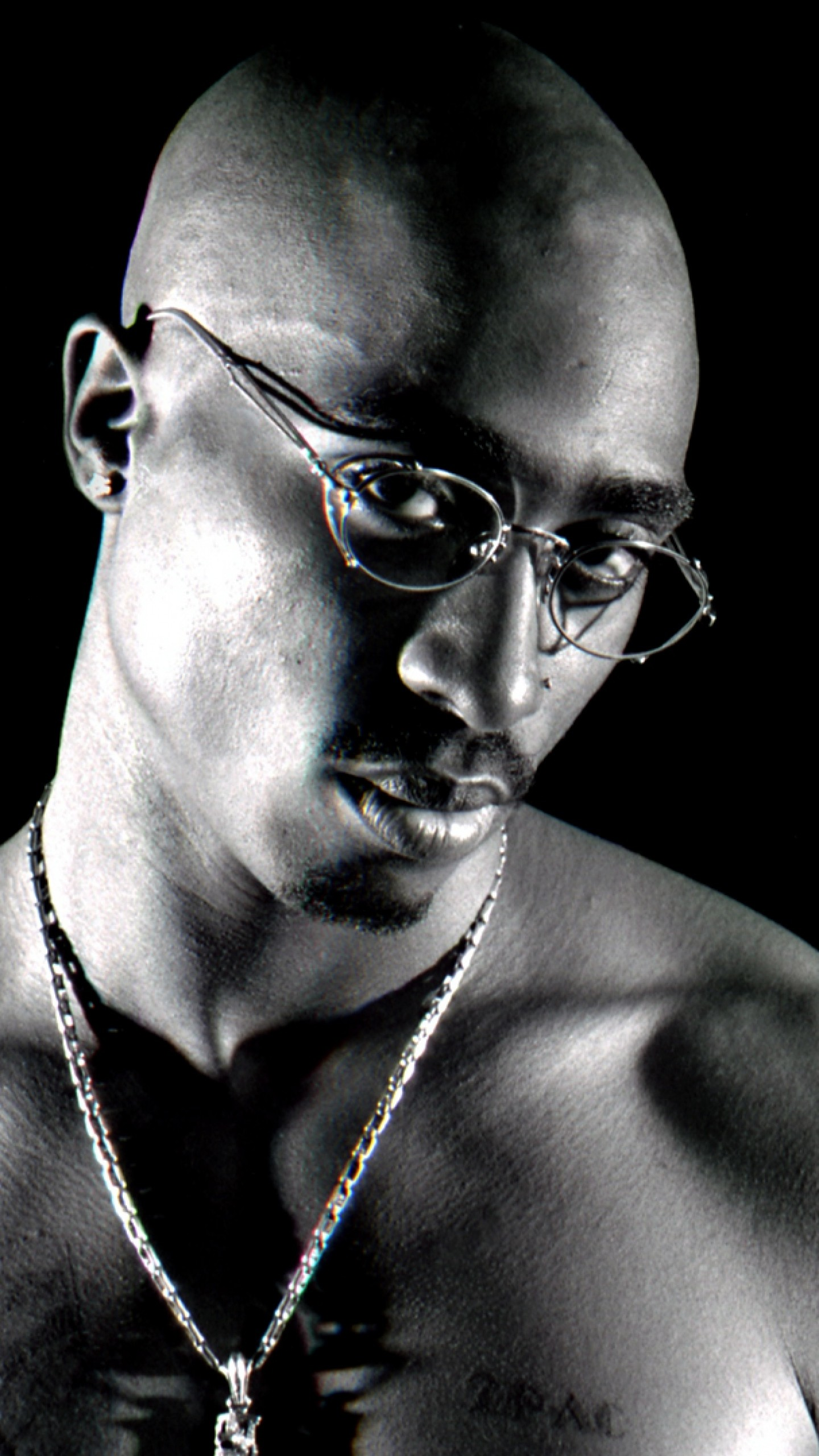 Pac With Glasses
