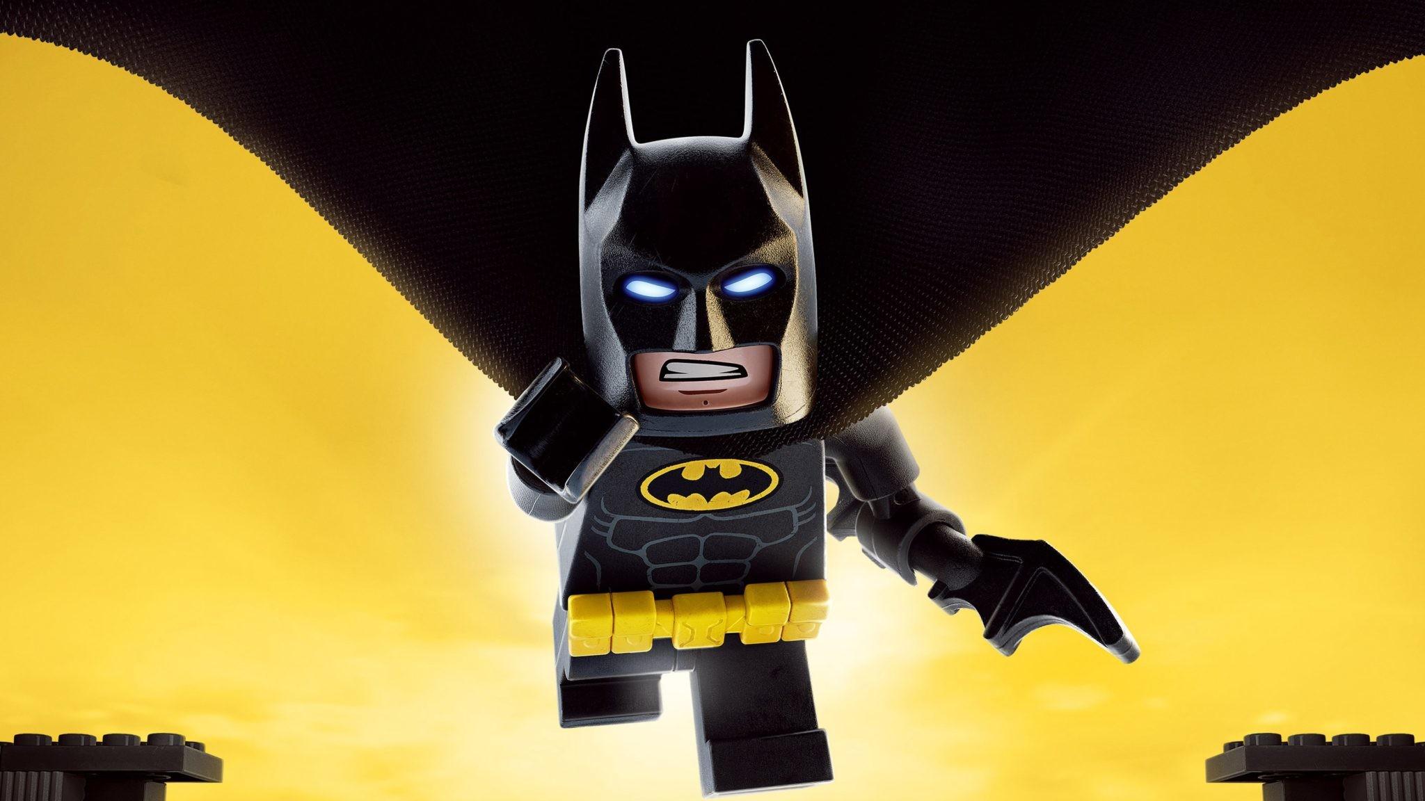 The Lego Batman Movie Wallpapers