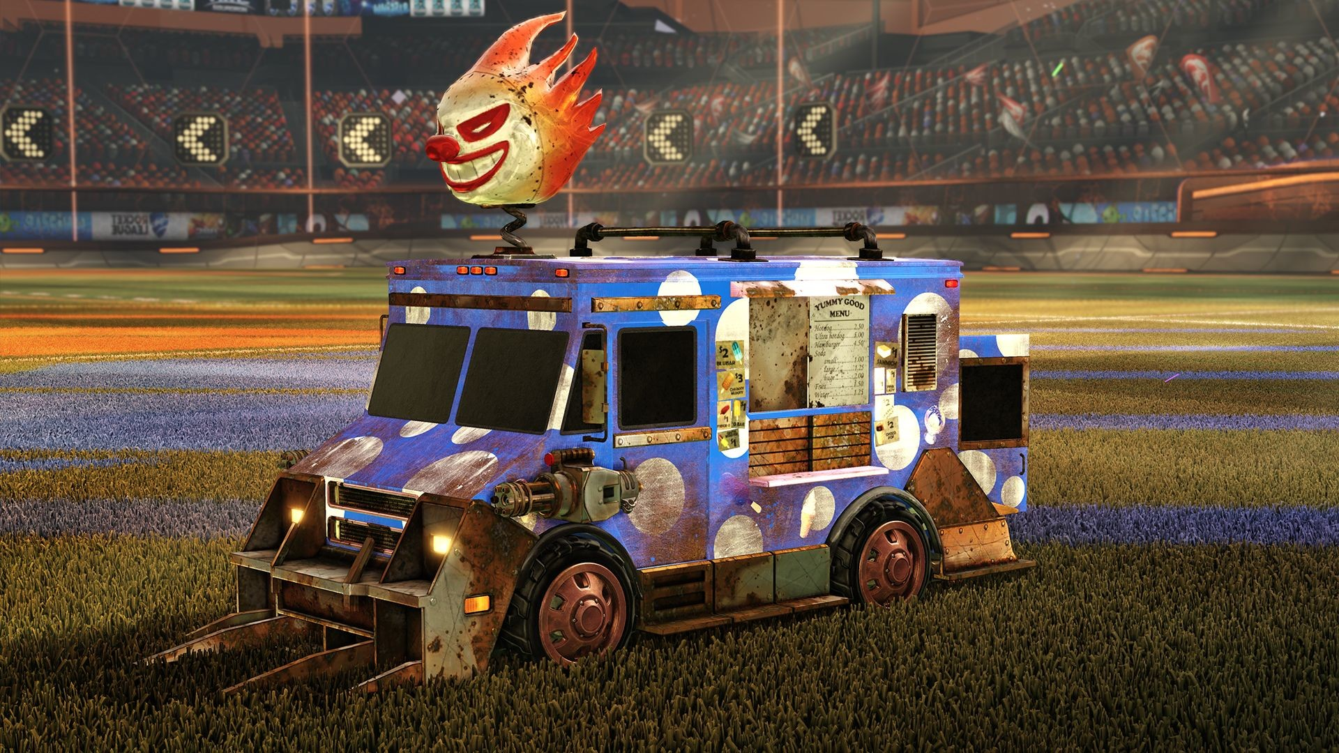 Twisted Metal Sweet Tooth Wallpaper (71+ images)