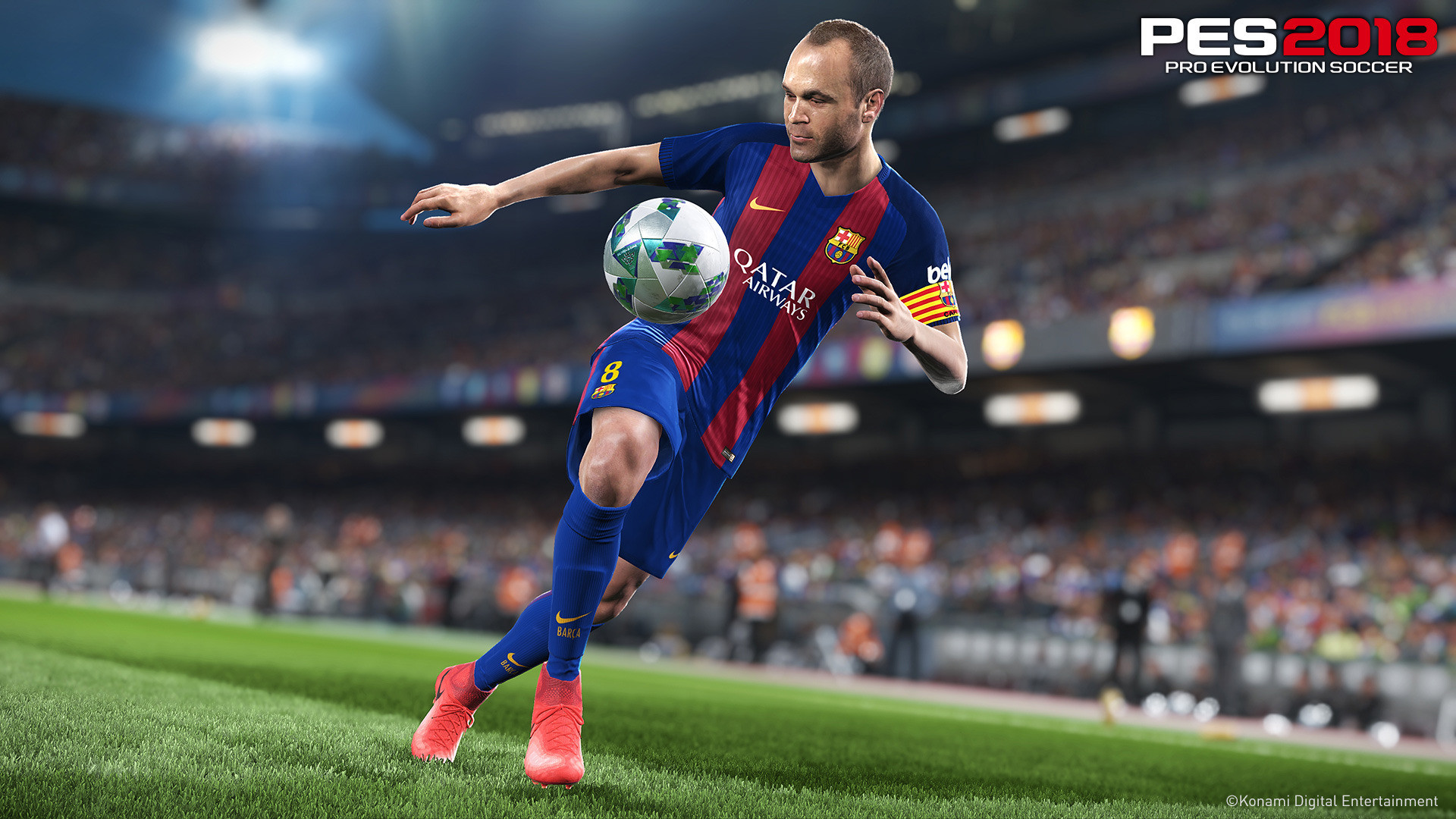 1920x1080 Original story: While Konami has not yet officially announced it, the first  details and a release date for Pro Evolution Soccer 2018 have been revealed.