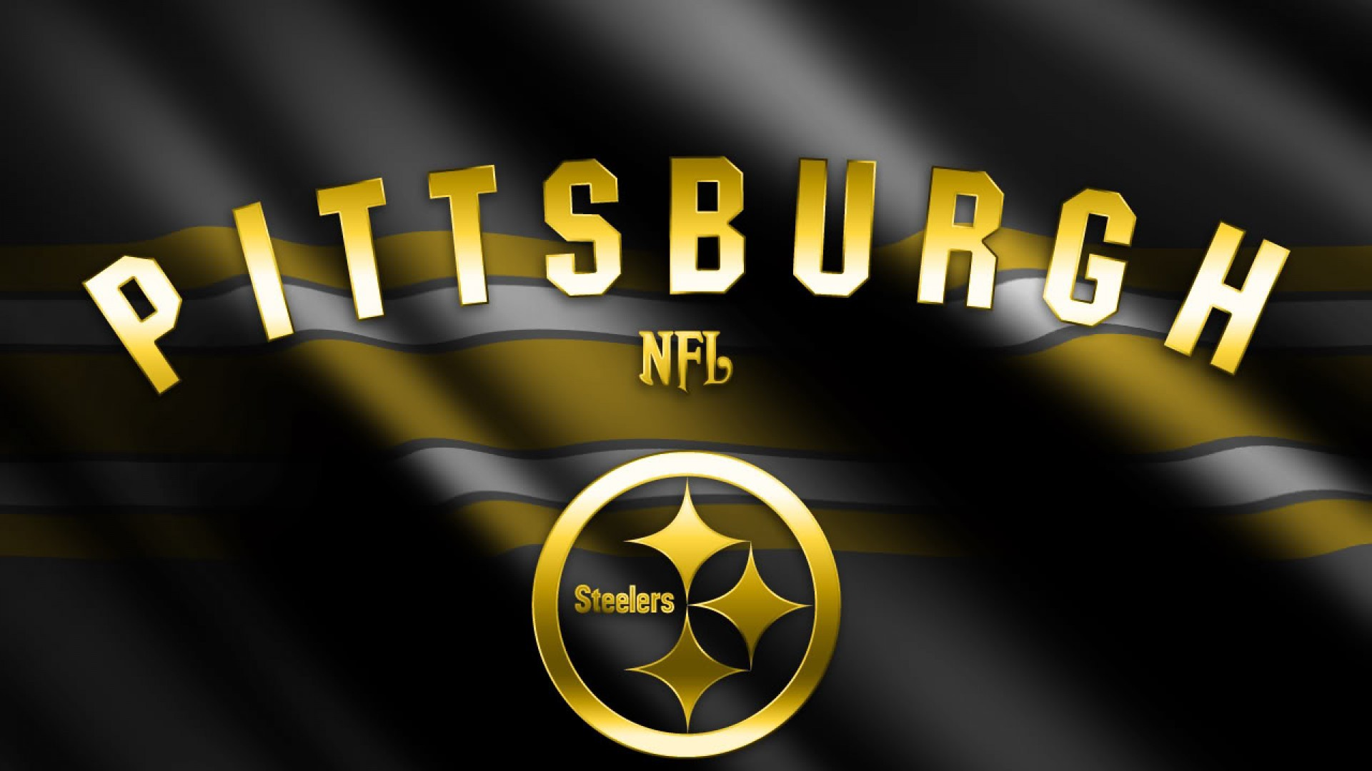 1920x1080 Pittsburgh Steelers Logo wallpaper