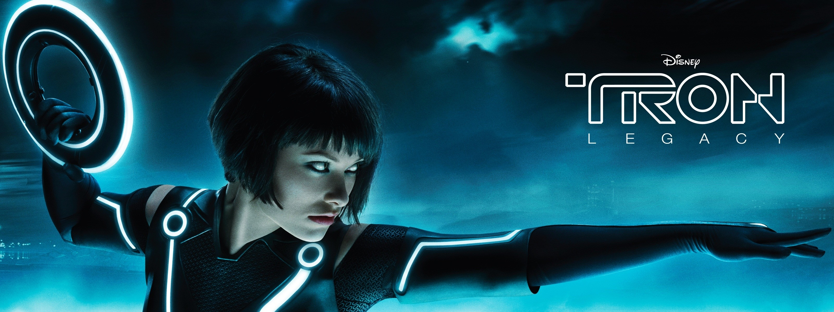 3200x1200 Tron Legacy Tripple Monitor wallpapers (66 Wallpapers)