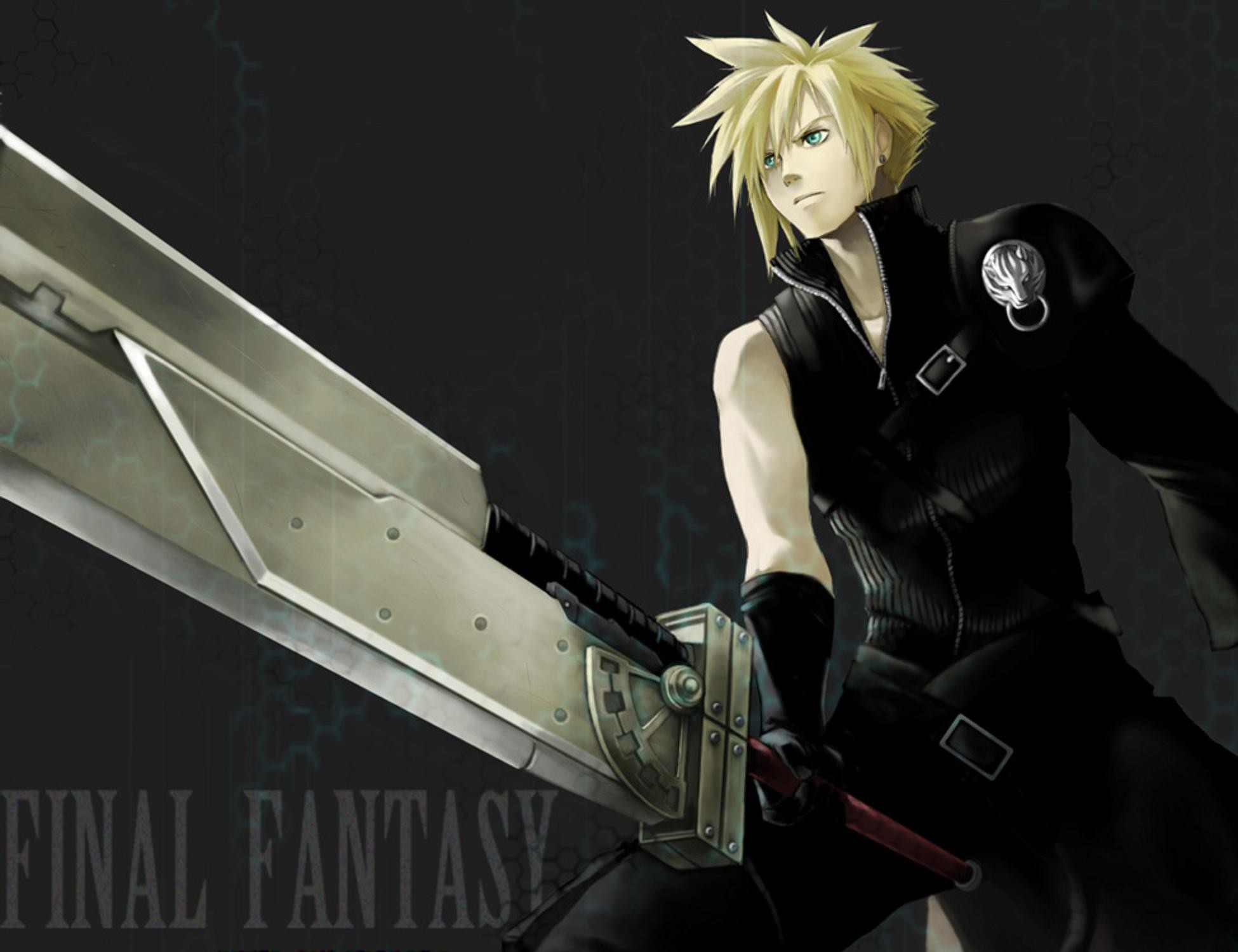 Cloud Strife Anime Wallpaper 58 Images