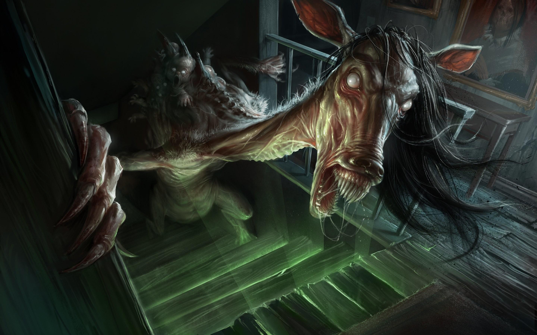 Horror Wallpaper 64 Images