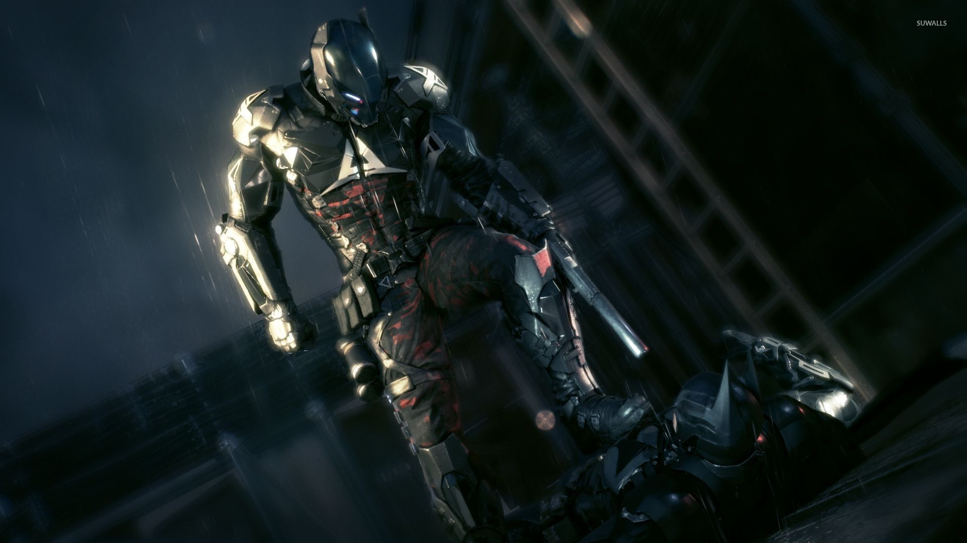1920x1080 Batman Arkham Knight Skin Pack Available Free for Download DRM