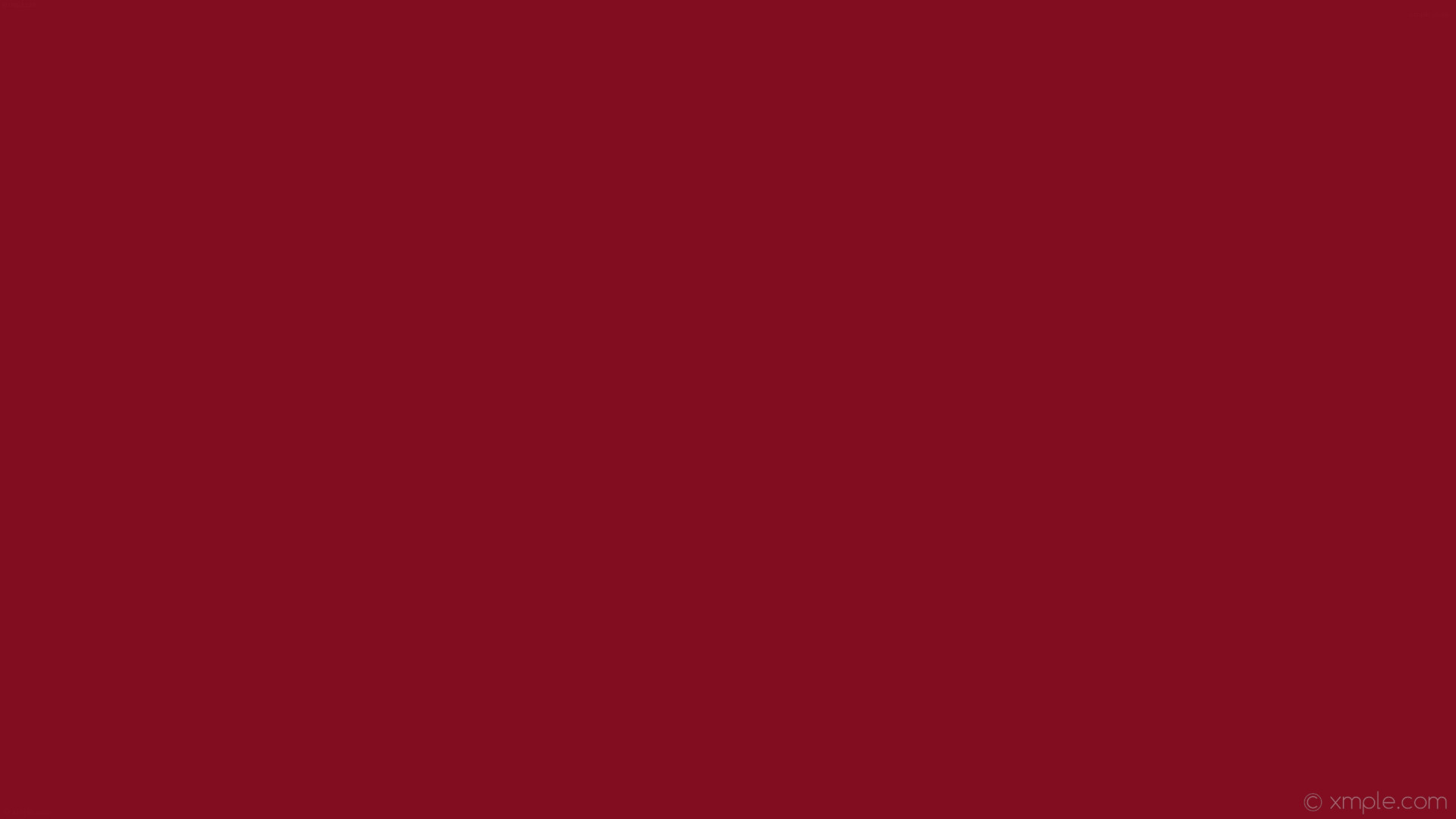 1920x1080 Wallpaper Red Solid Color One Colour Plain Single Light Fbacba