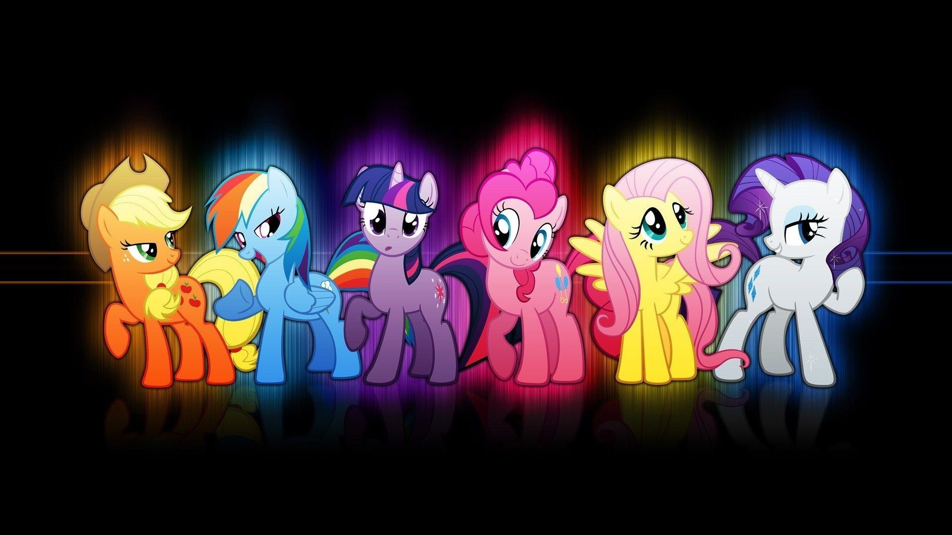 My Little Pony Wall Paper: My Little Pony Wallpaper 1920x1080 (85+ Images