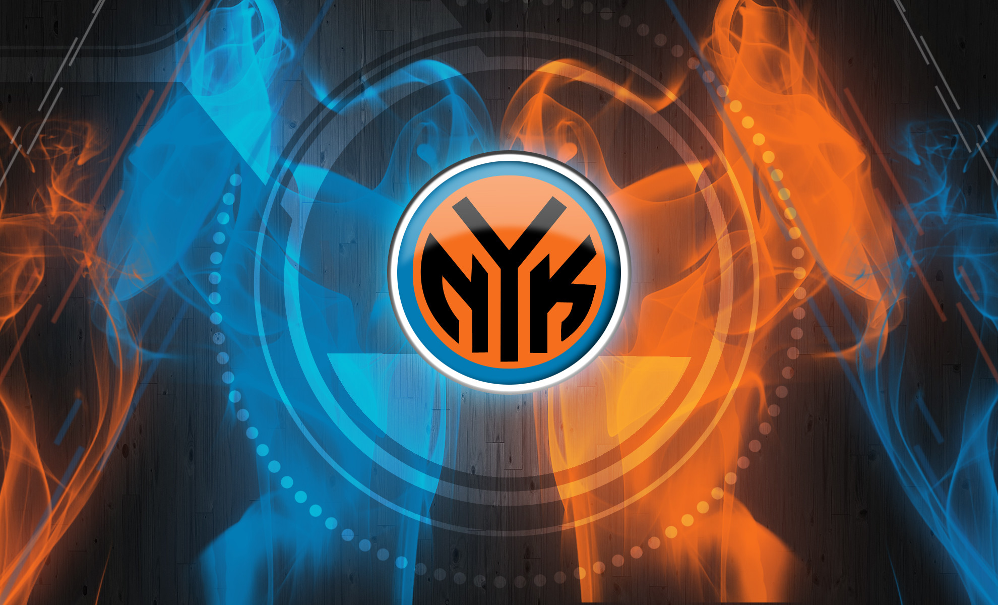 1980x1200 New York Knicks Logo 2014