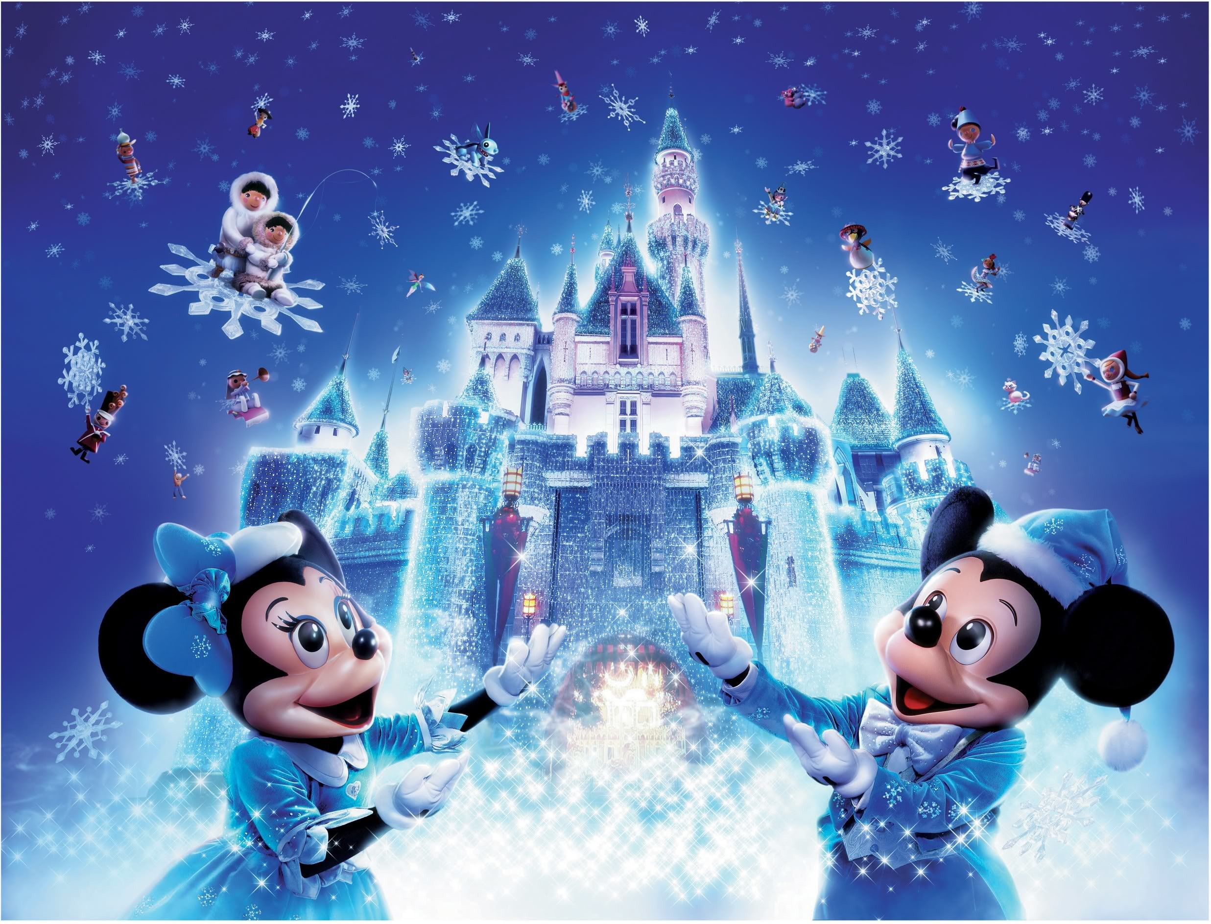 2473x1887 Christmas at Hong Kong Disneyland will begin earlier this year as the Park  transforms into A