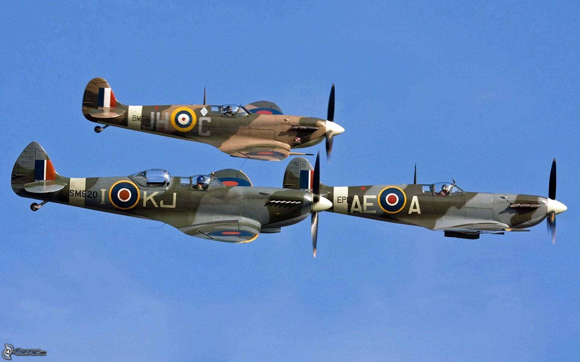 1920x1200 Supermarine Spitfire picture: [pictures 4ever eu] supermarin ...